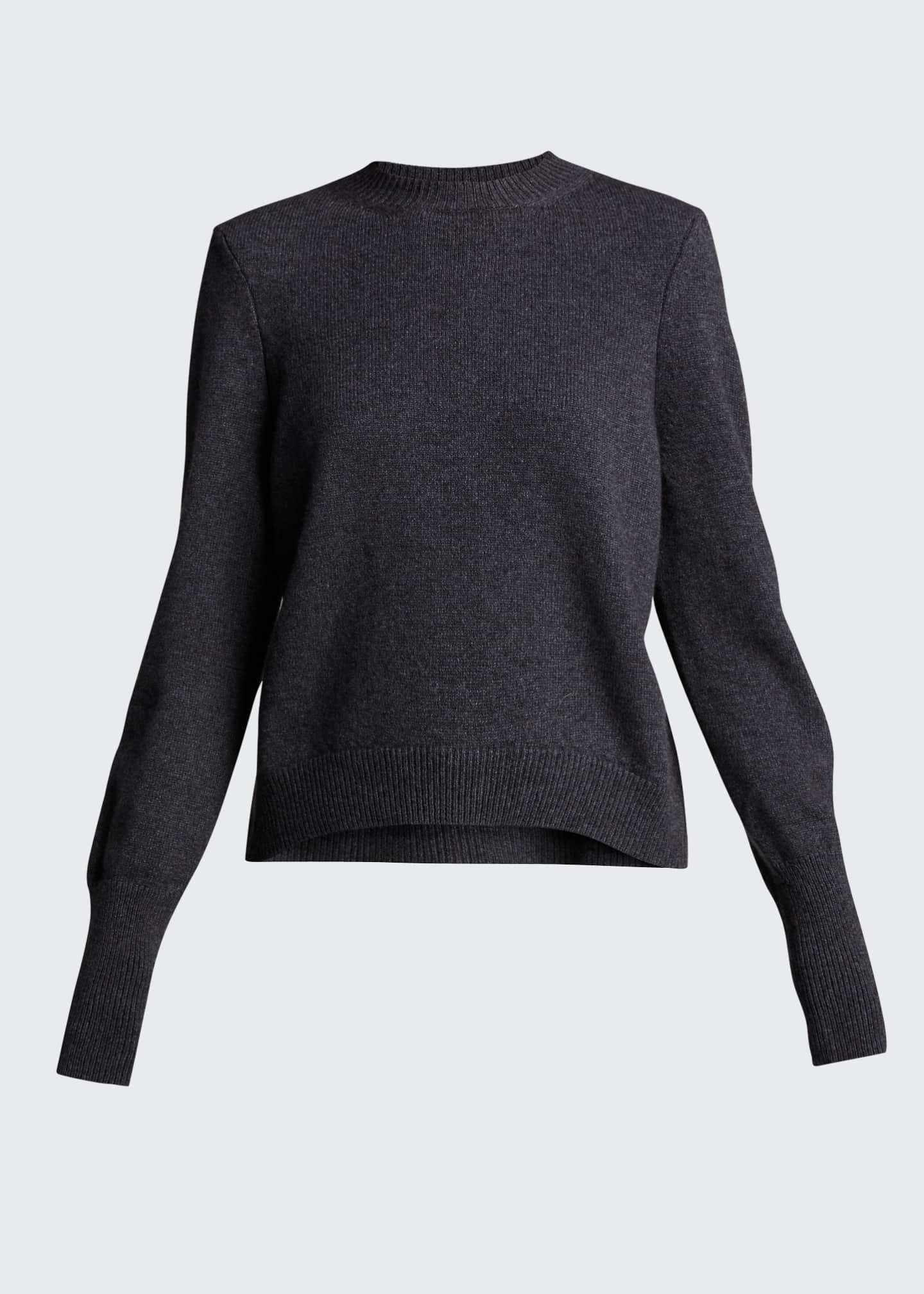 Image 5 of 5: Cashmere Slim-Fit Sweater