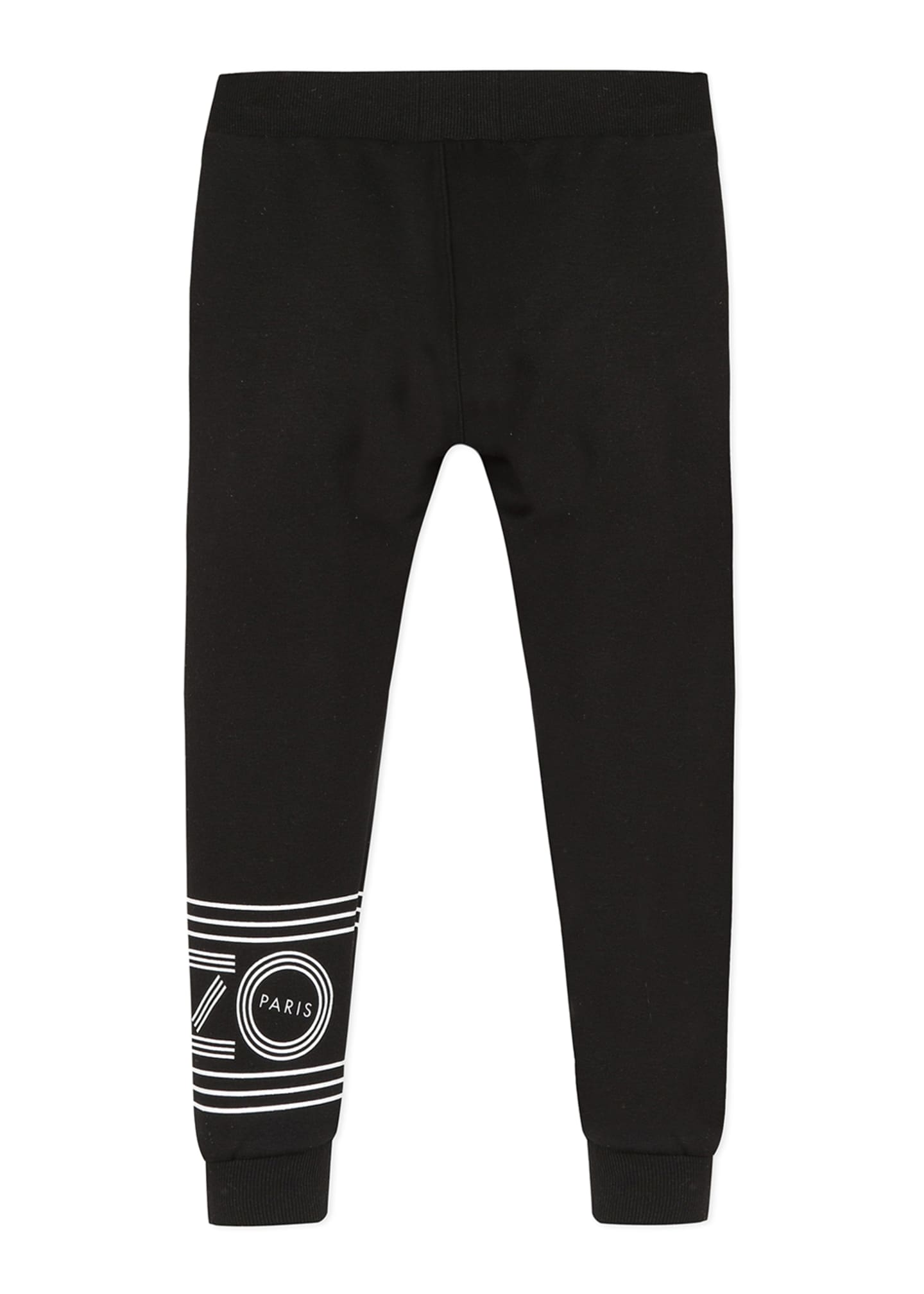 Image 2 of 2: Boy's Logo Wrapped Jogger Pants, Size 2-6