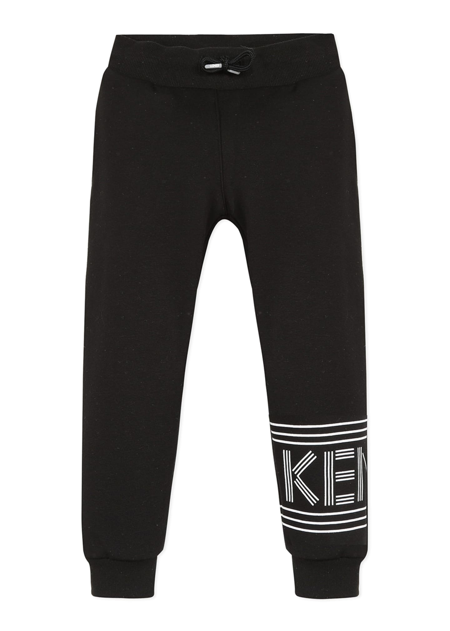 Image 1 of 2: Boy's Logo Wrapped Jogger Pants, Size 2-6