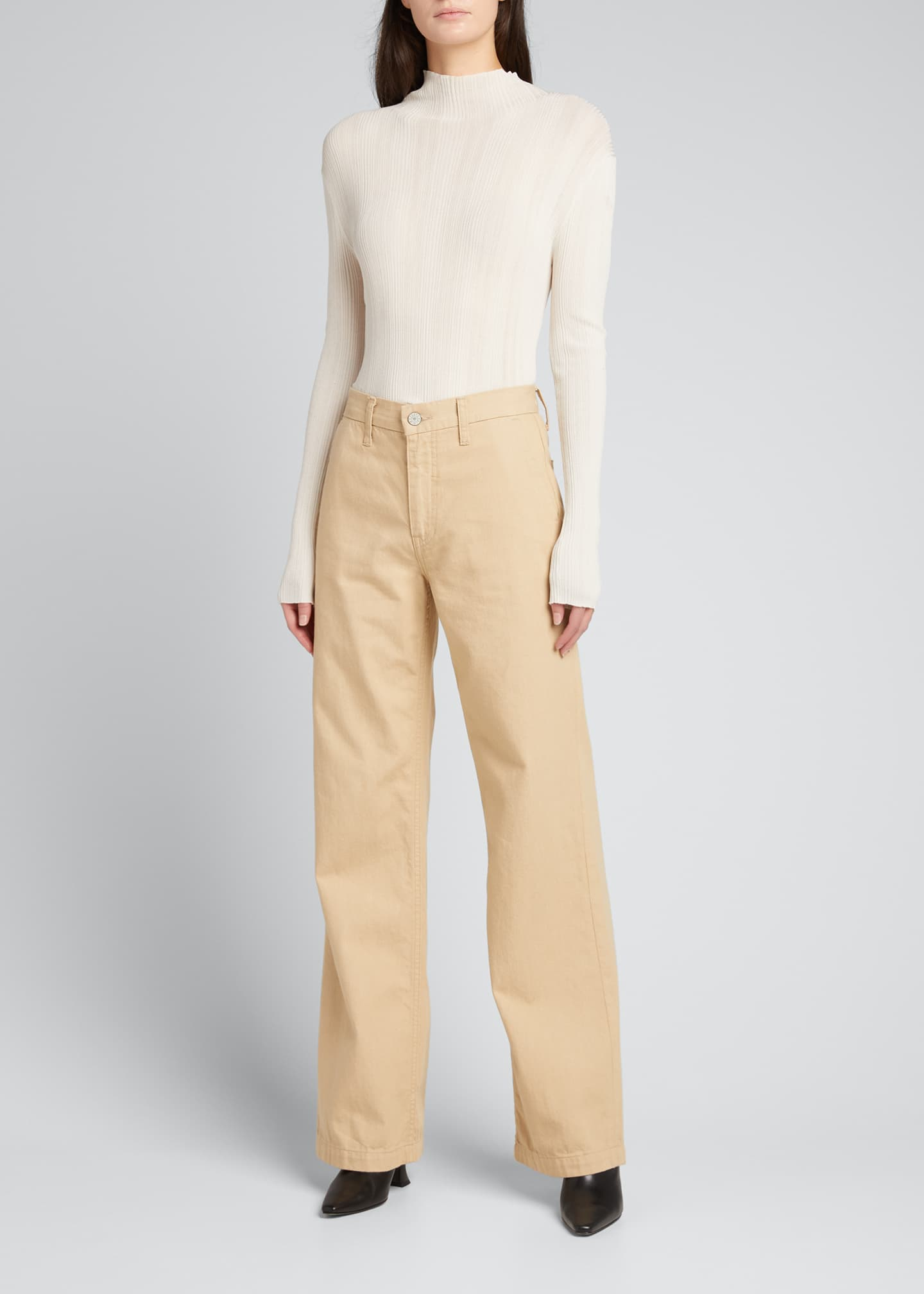 Joan Wide-Leg Trousers