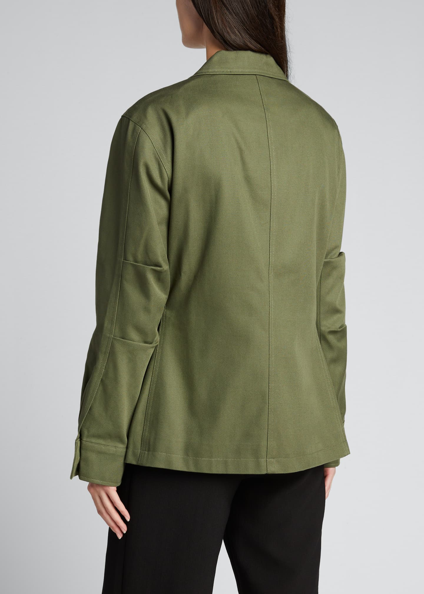 Image 2 of 5: Avignon Utility Jacket