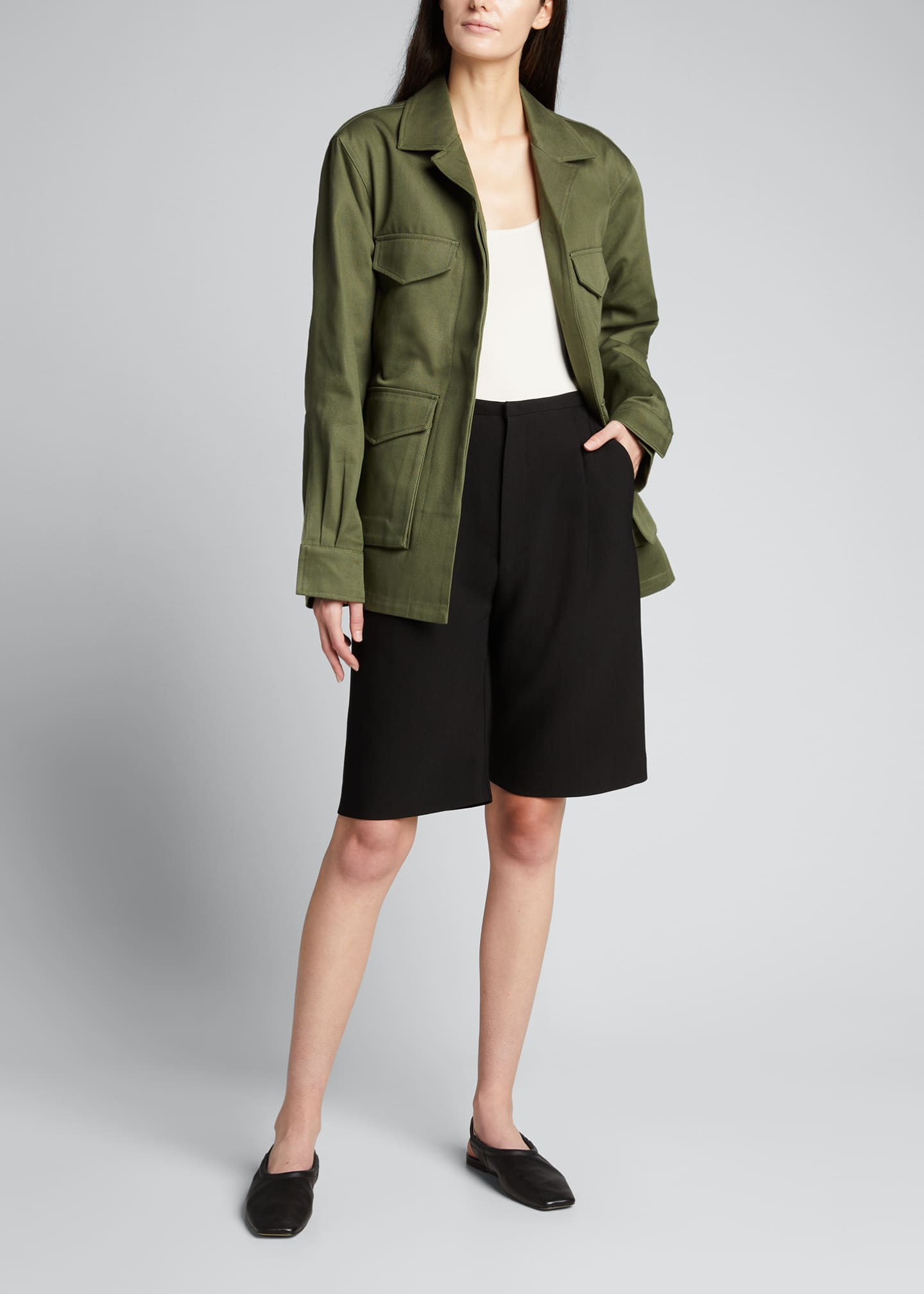 Image 1 of 5: Avignon Utility Jacket
