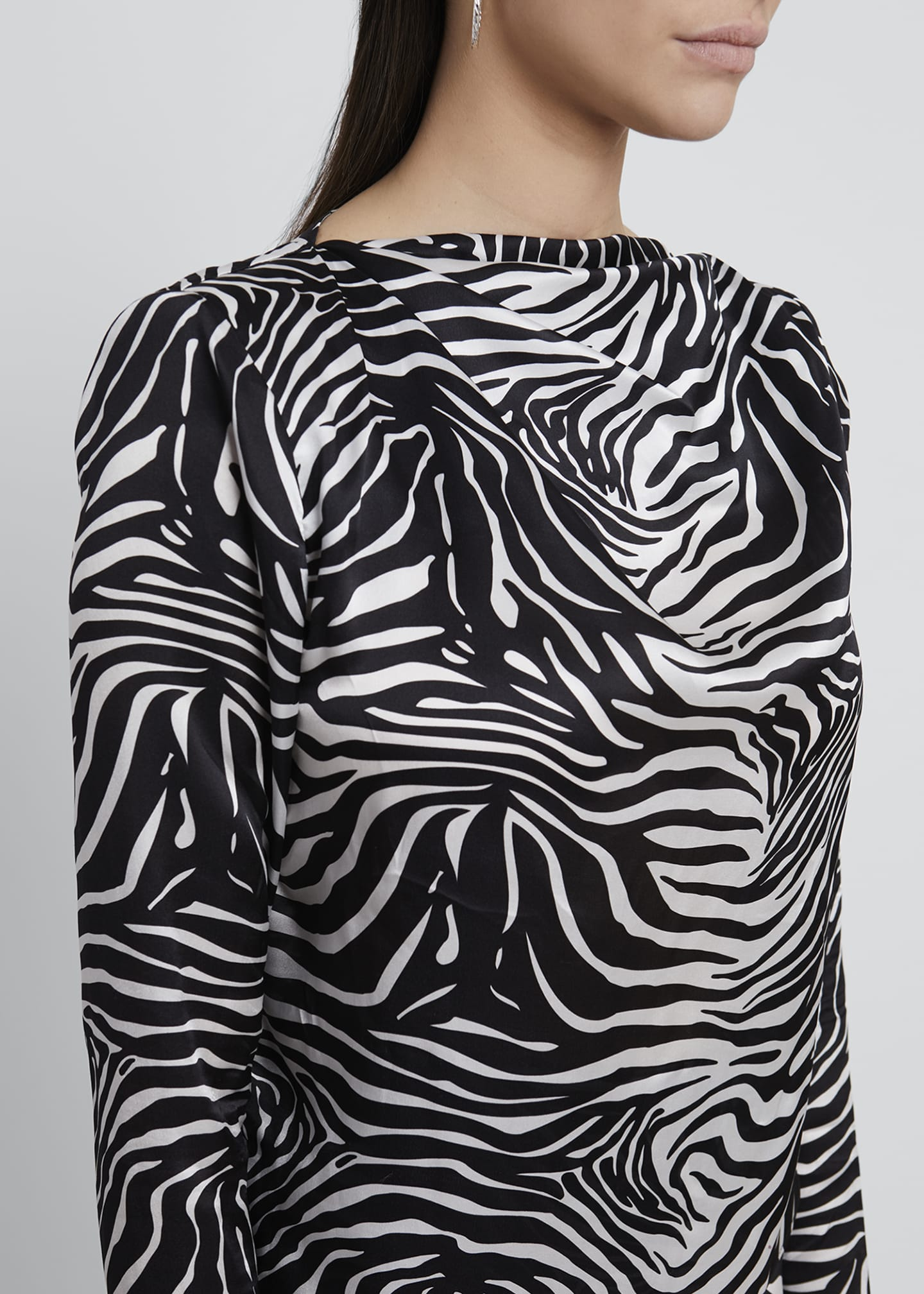 Image 2 of 3: Yamagata Long-Sleeve Top