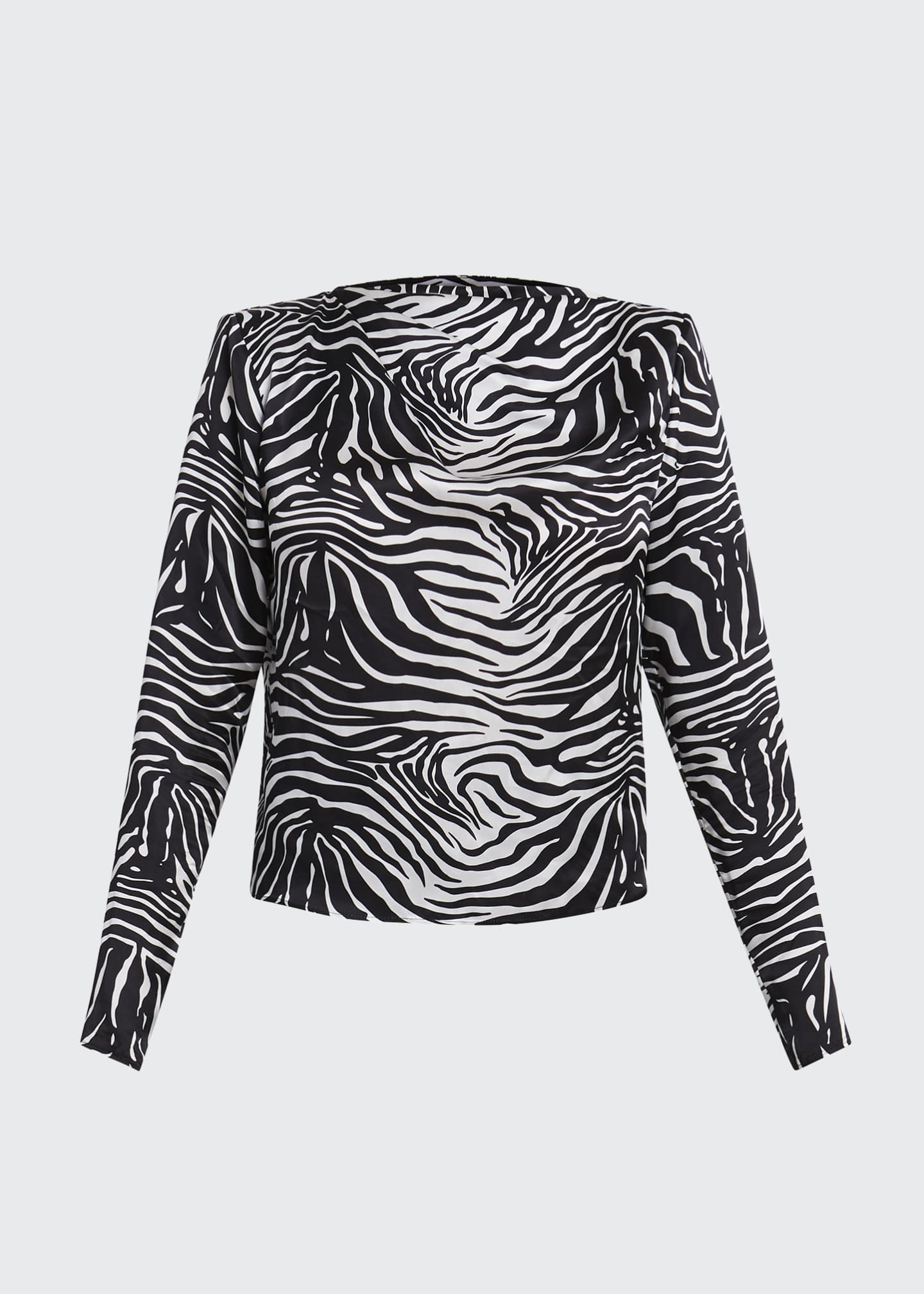 Image 3 of 3: Yamagata Long-Sleeve Top