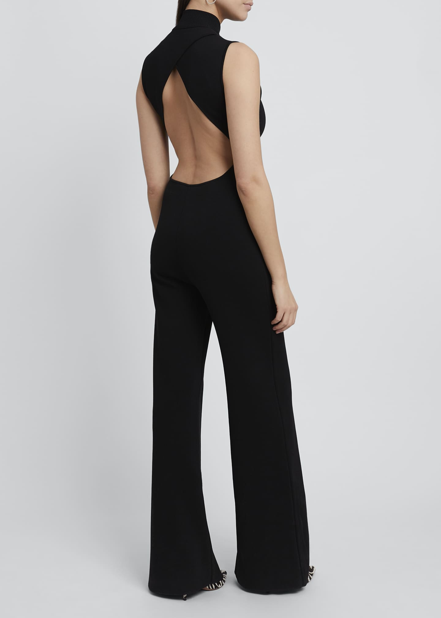 Image 2 of 4: Gijon Open-Back Jumpsuit