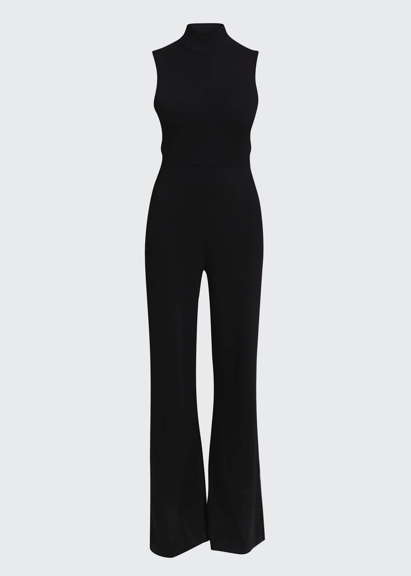 Image 4 of 4: Gijon Open-Back Jumpsuit