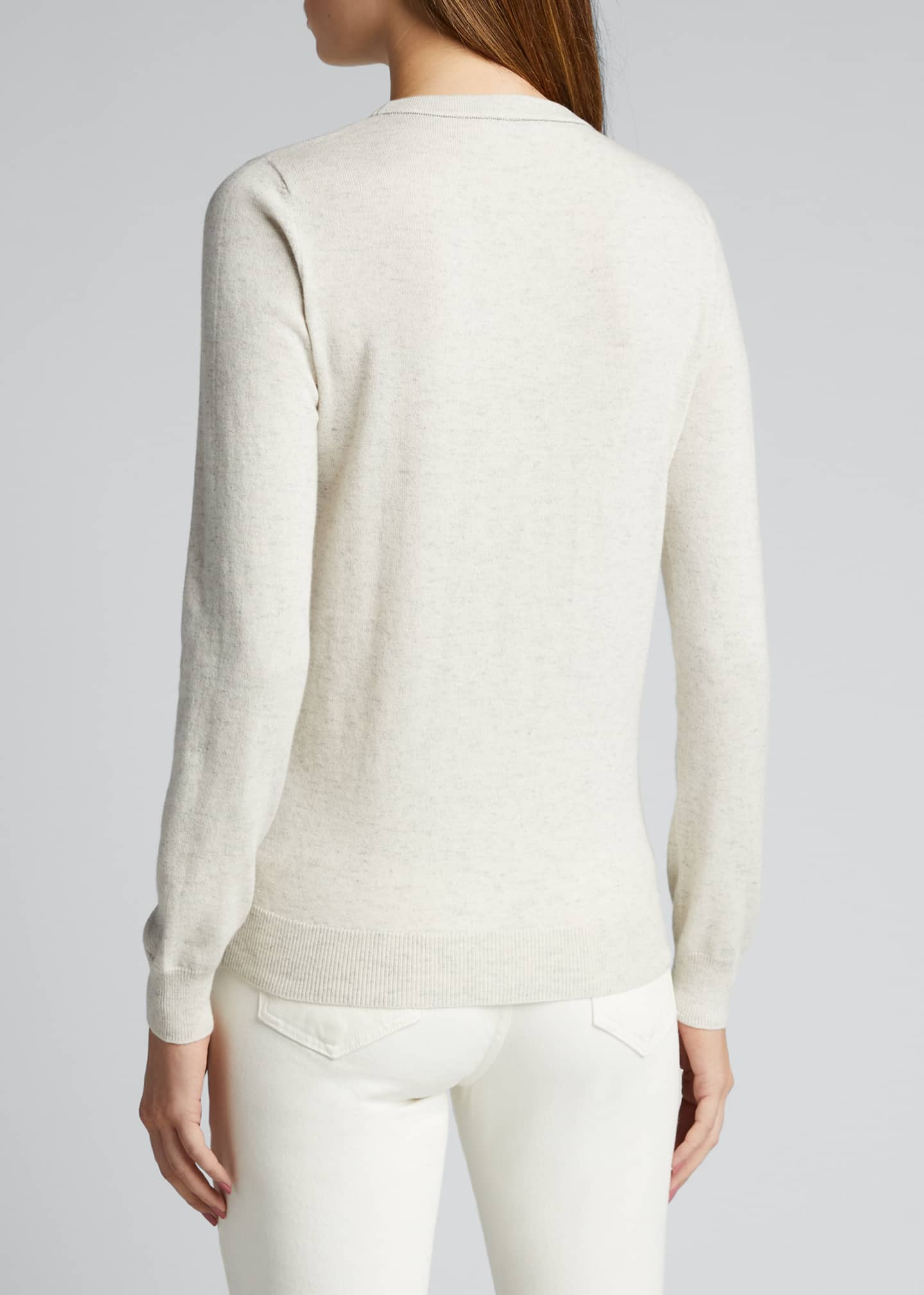 Image 2 of 5: Monili Cashmere Sweater