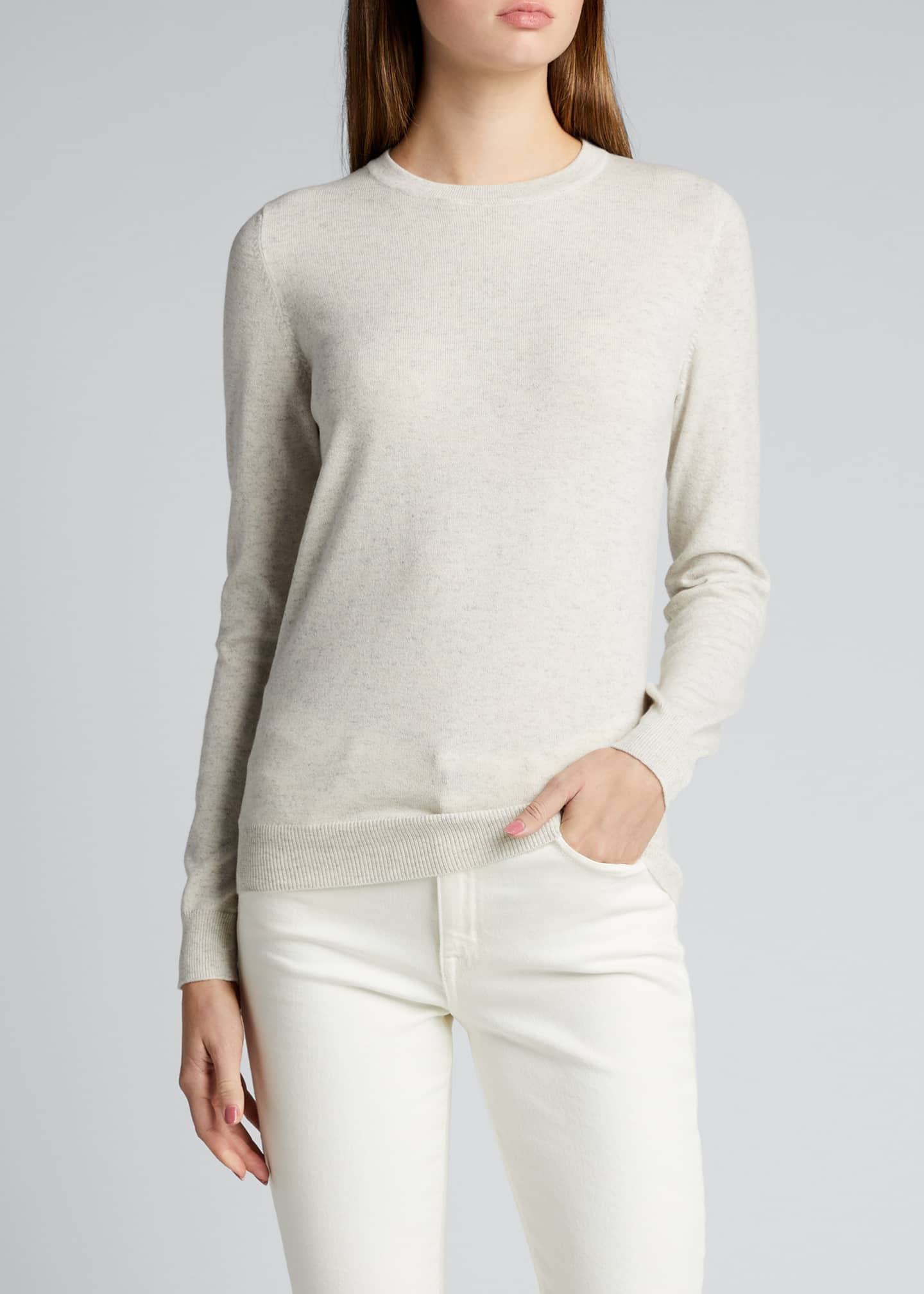 Image 3 of 5: Monili Cashmere Sweater