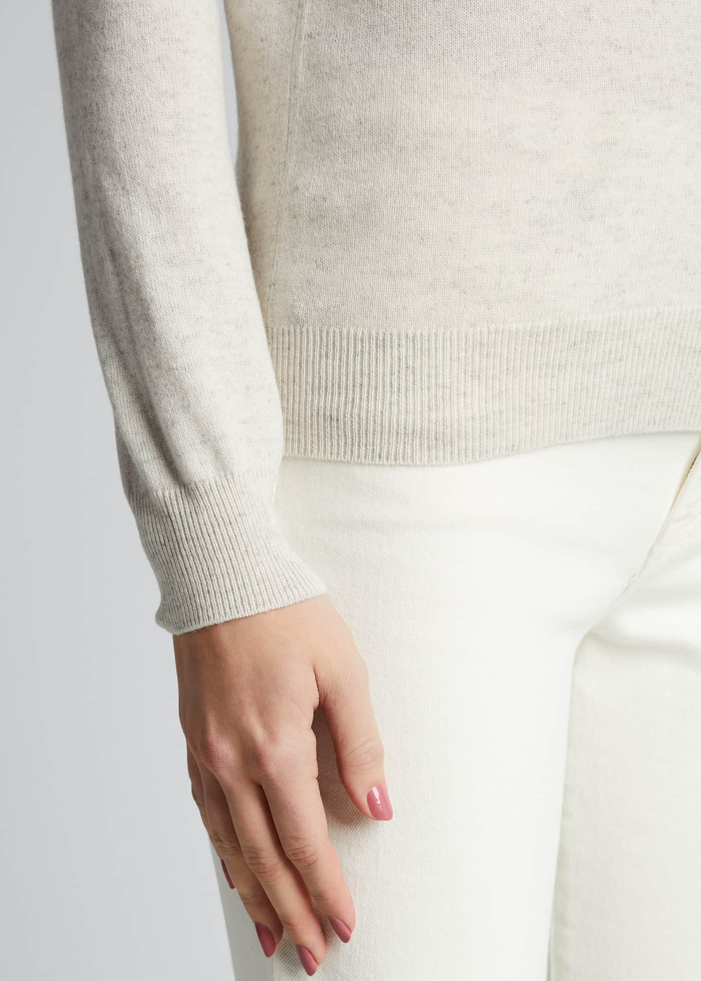Image 4 of 5: Monili Cashmere Sweater