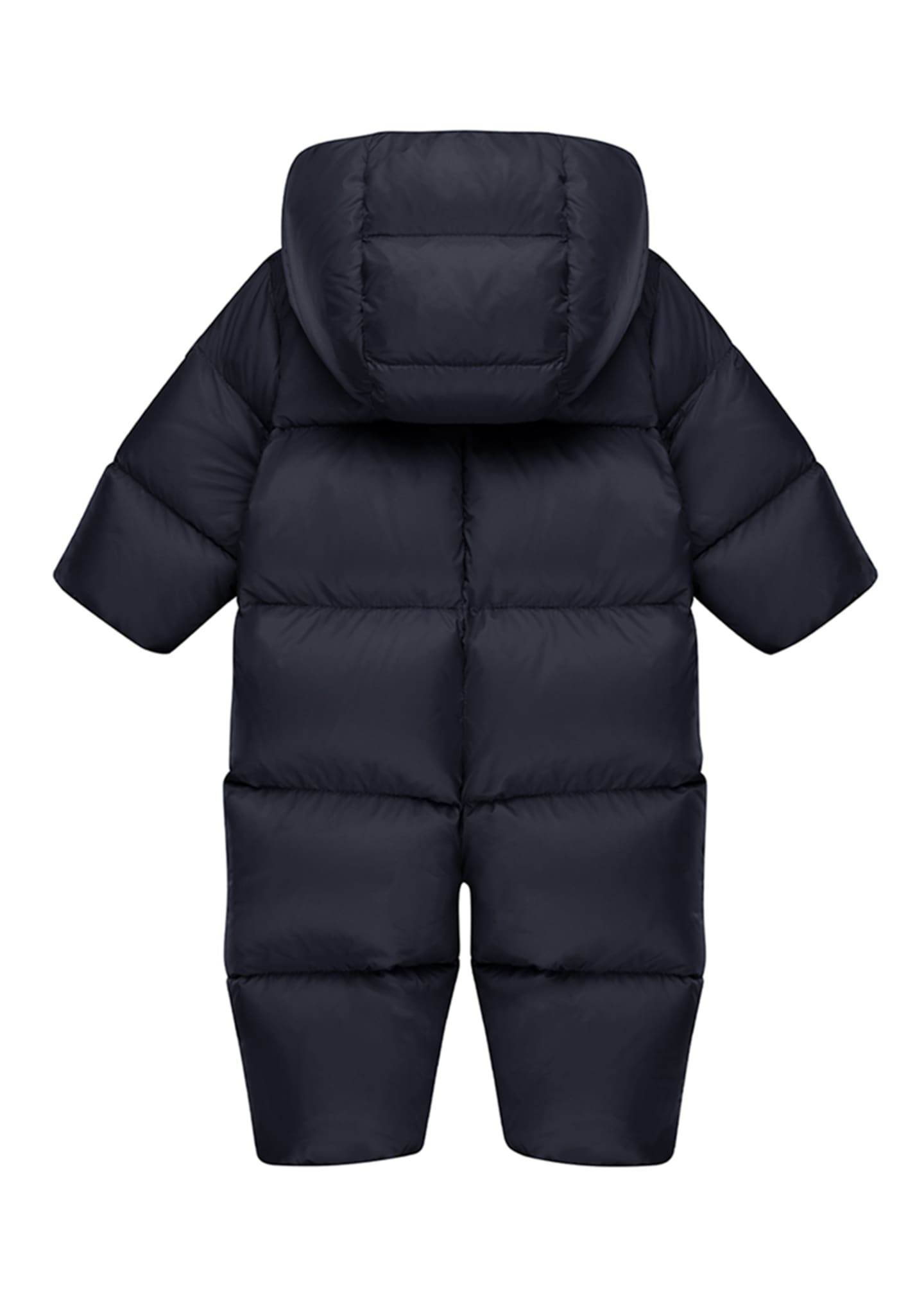 Image 2 of 3: Quilted Puffer Fun Snowsuit, Size 3M-3