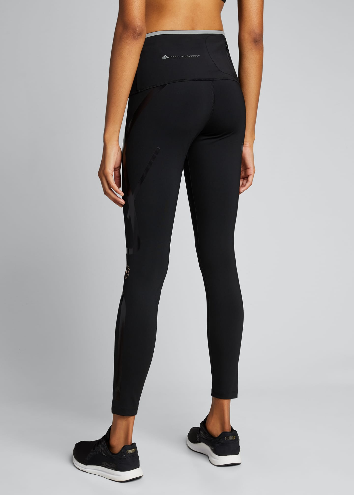 Image 2 of 5: Truepurpose Athletic Tights