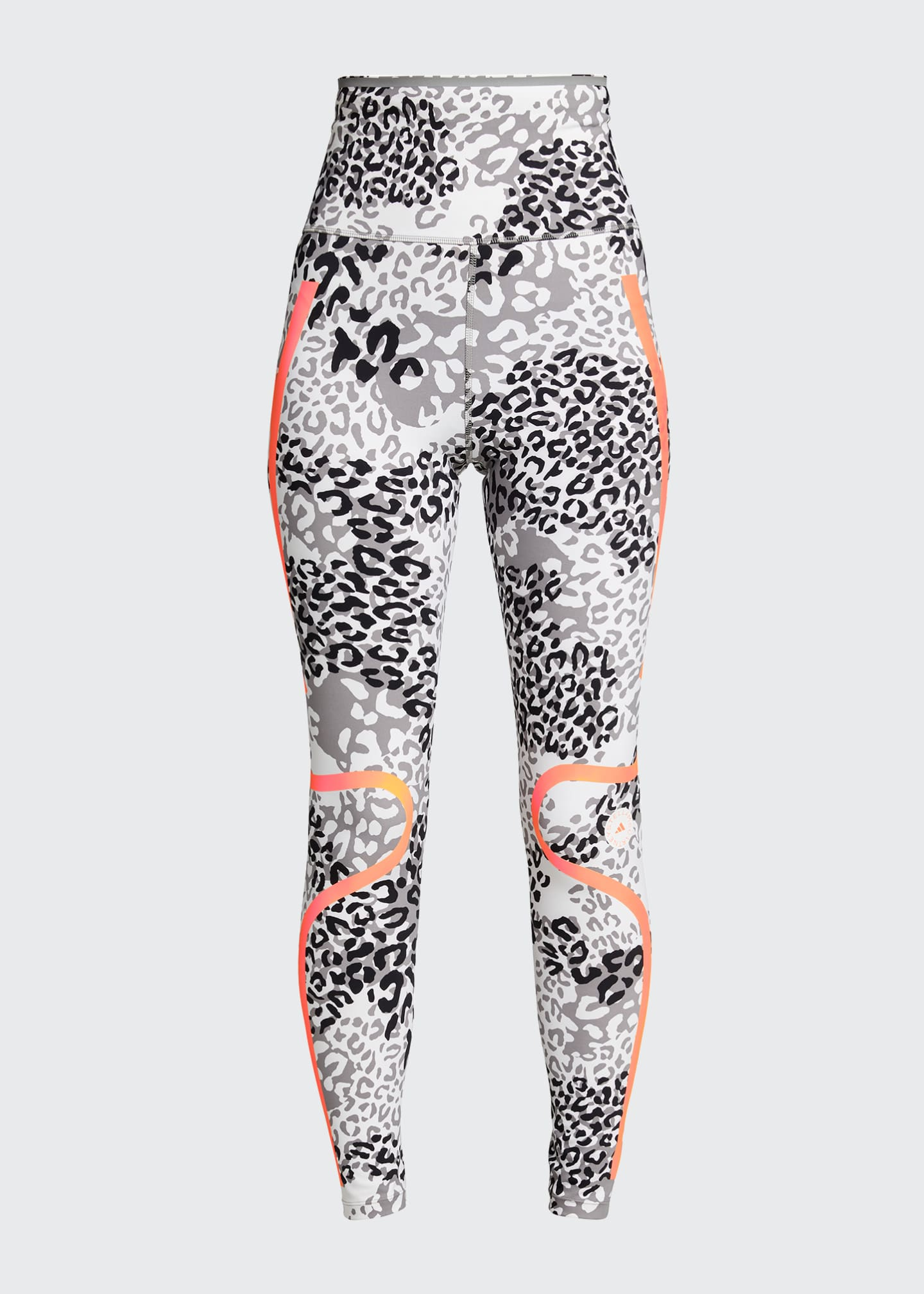 Image 5 of 5: Truepace Animal-Print High-Waist Active Tights