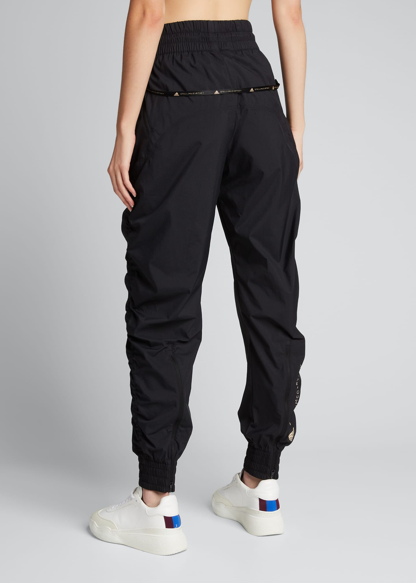 Image 2 of 5: Woven Jogger Pants
