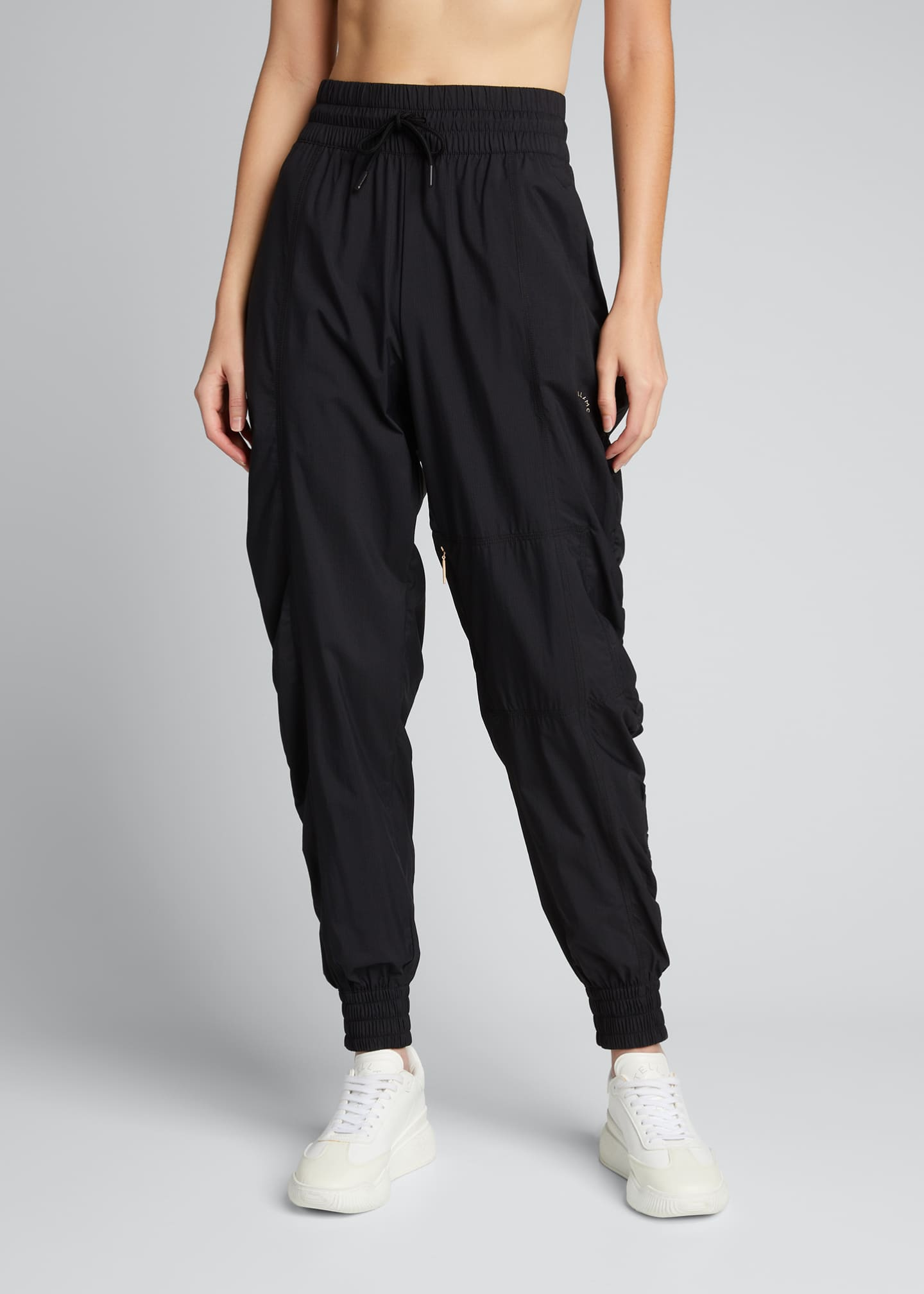 Image 3 of 5: Woven Jogger Pants