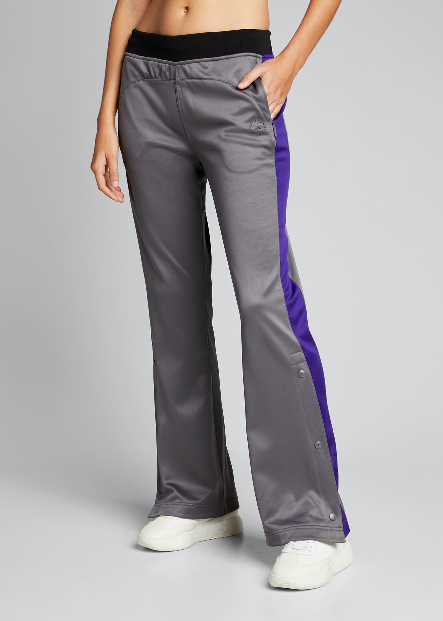 Image 3 of 5: Colorblock Track Pants