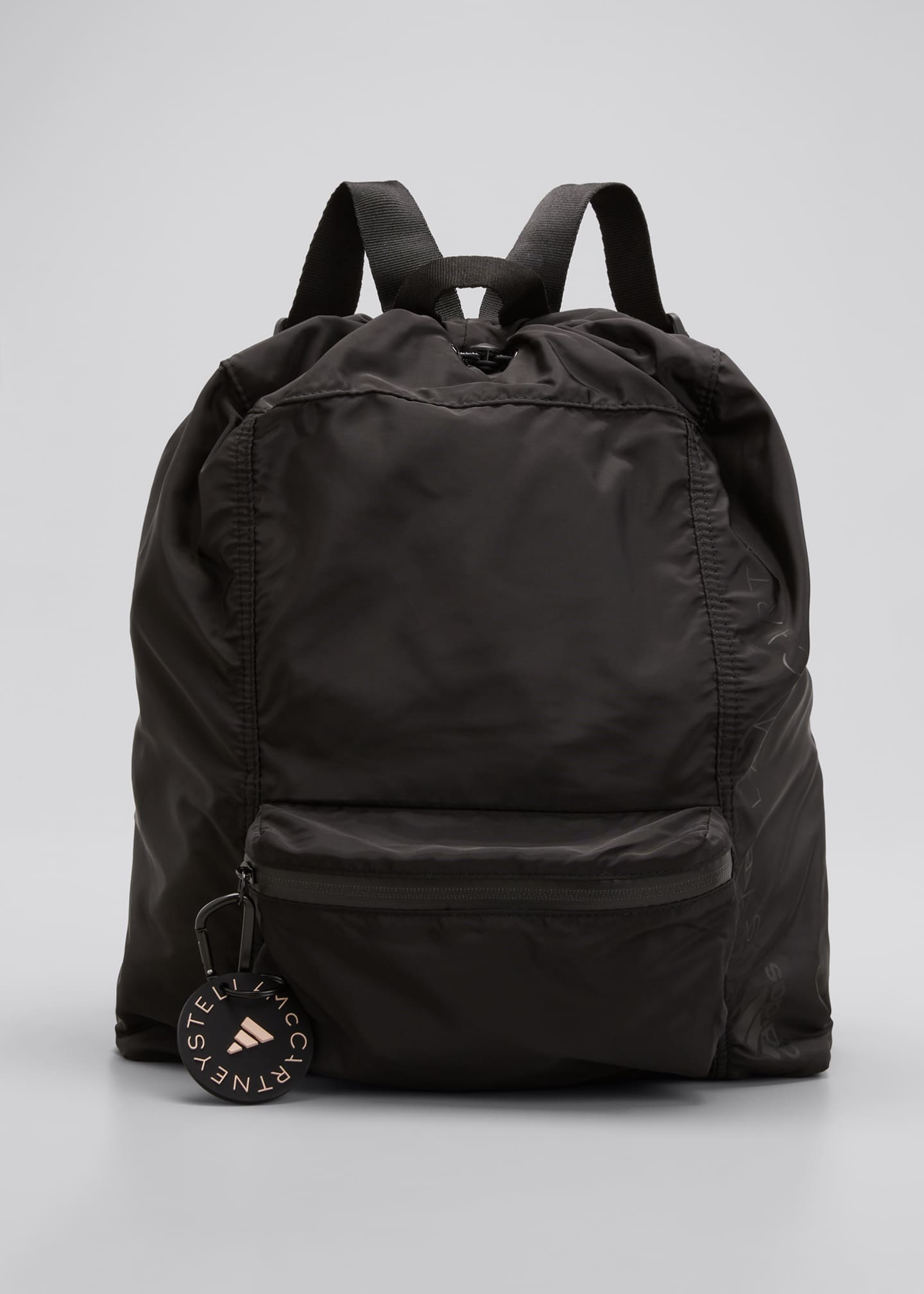 Image 1 of 3: Gym Sack Convertible Backpack