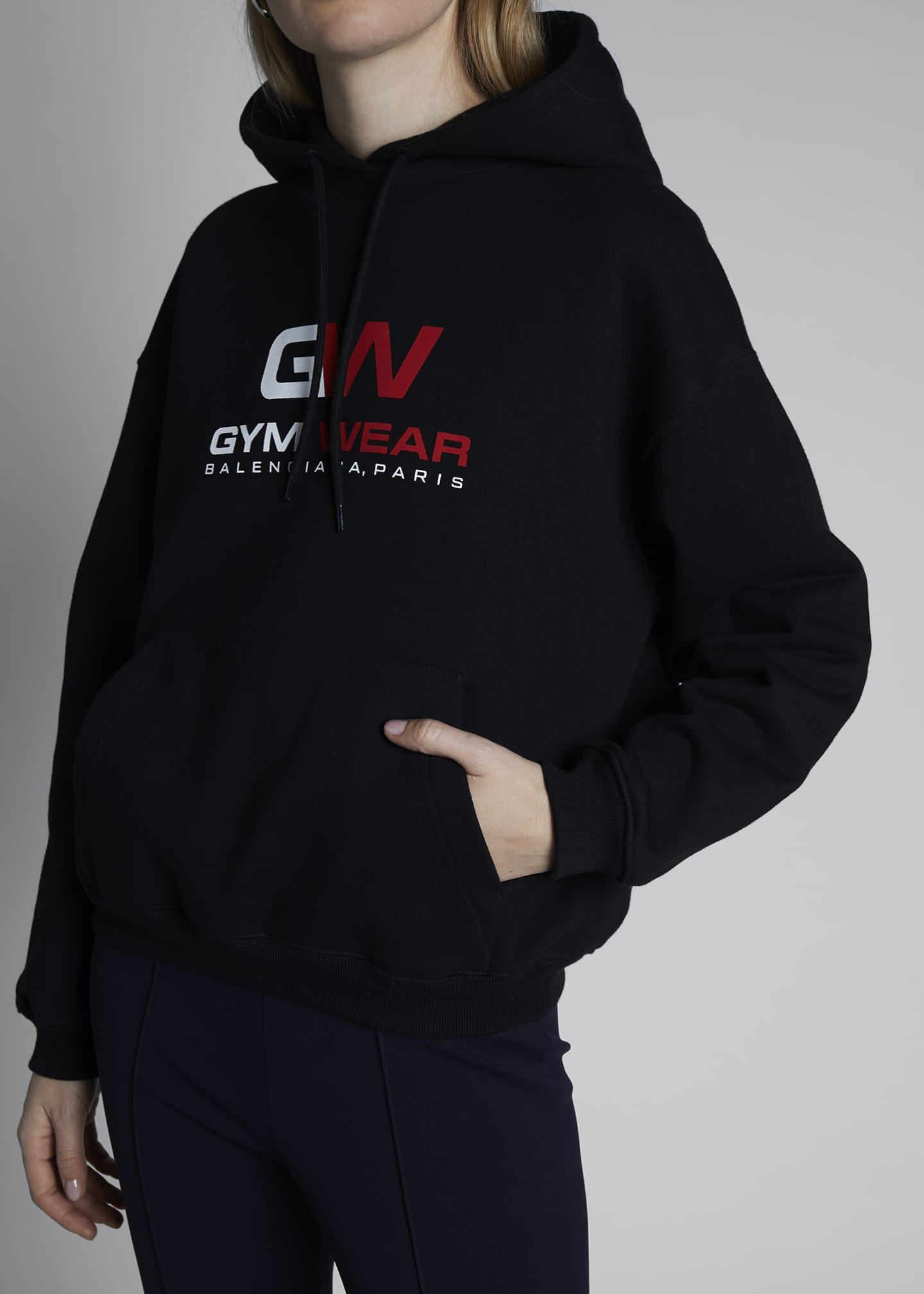 Image 4 of 4: Gym Wear Hoodie