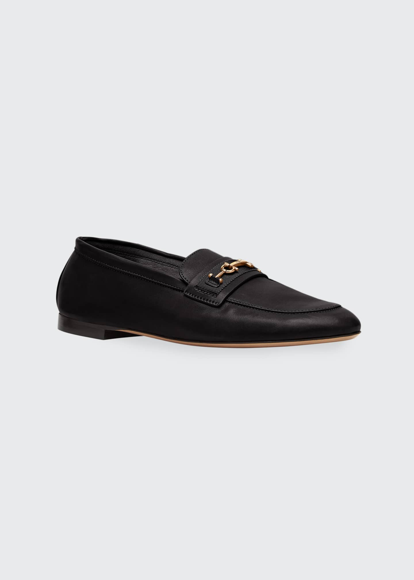 Image 2 of 3: Archie Gancini Bit Loafers
