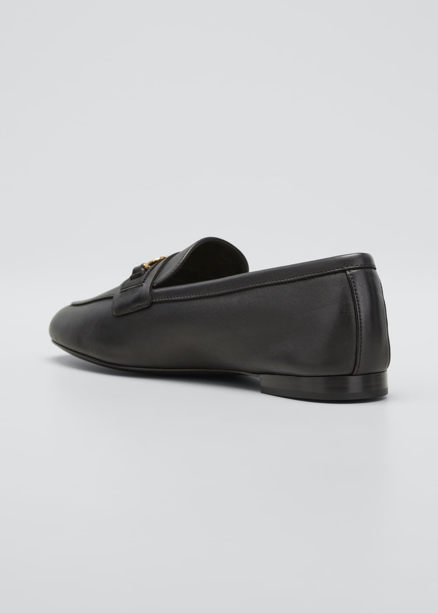 Image 3 of 3: Archie Gancini Bit Loafers