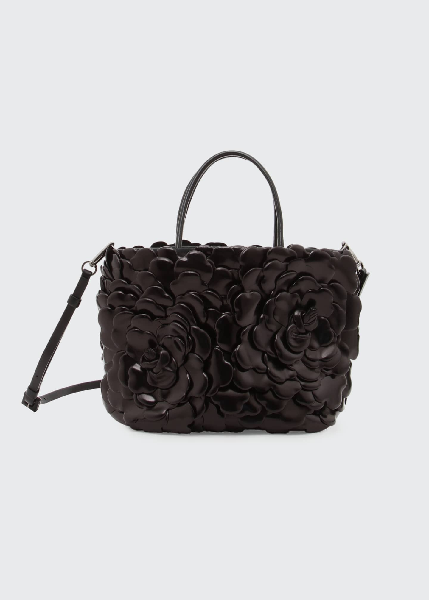 Image 1 of 1: Atelier Rose 03 Edition Mini Leather Tote Bag
