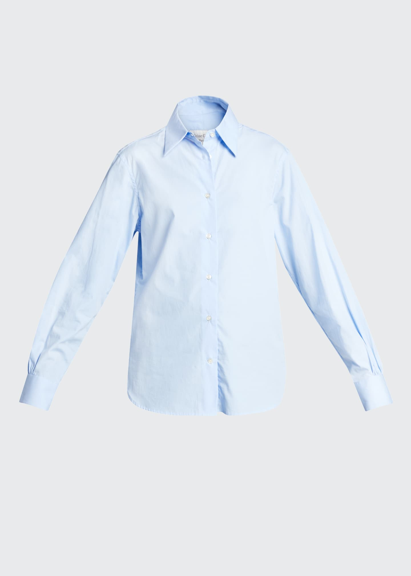 Image 5 of 5: Colombe Classic-Fit Poplin Shirt