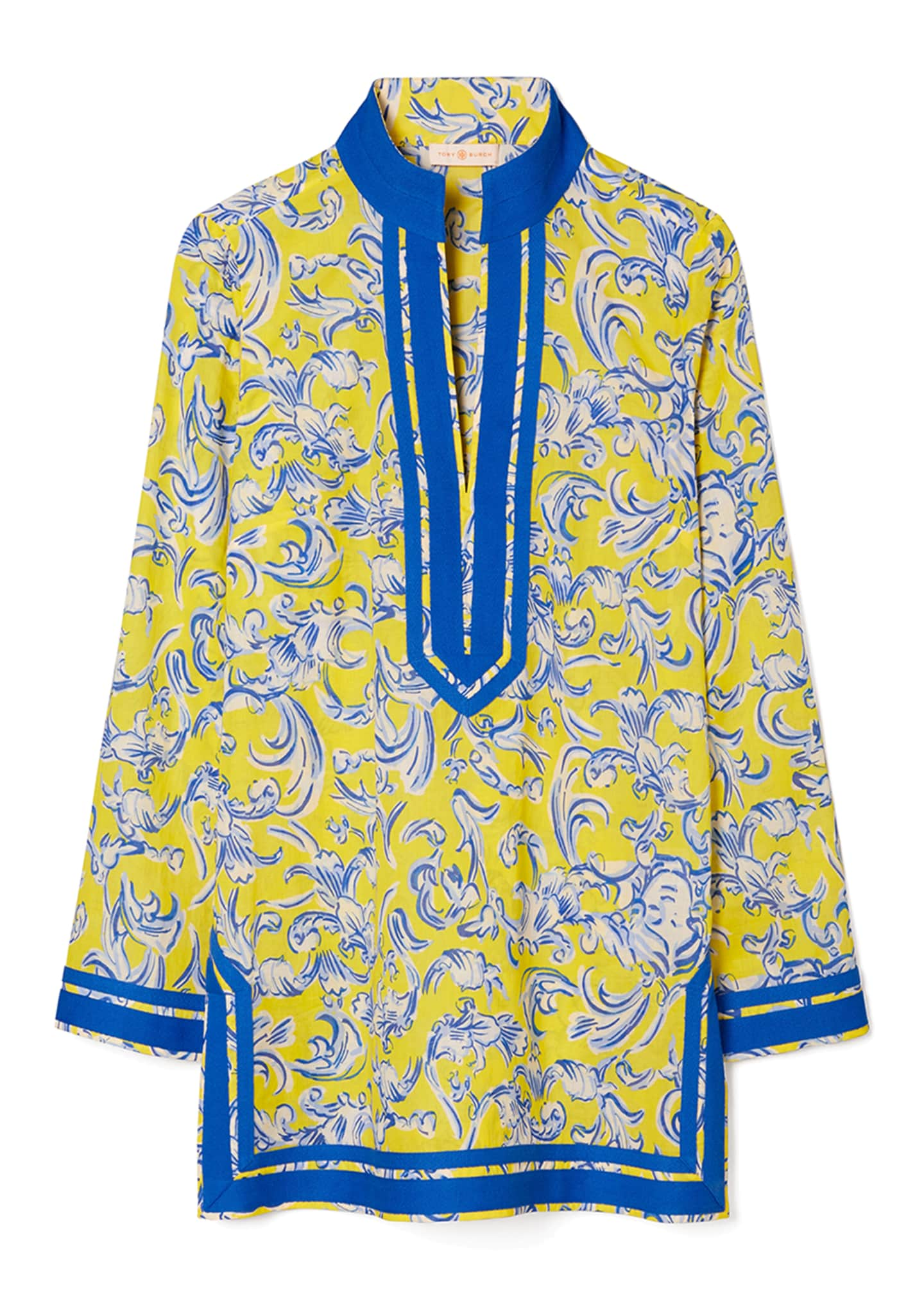 Image 1 of 1: Printed Beach Tunic