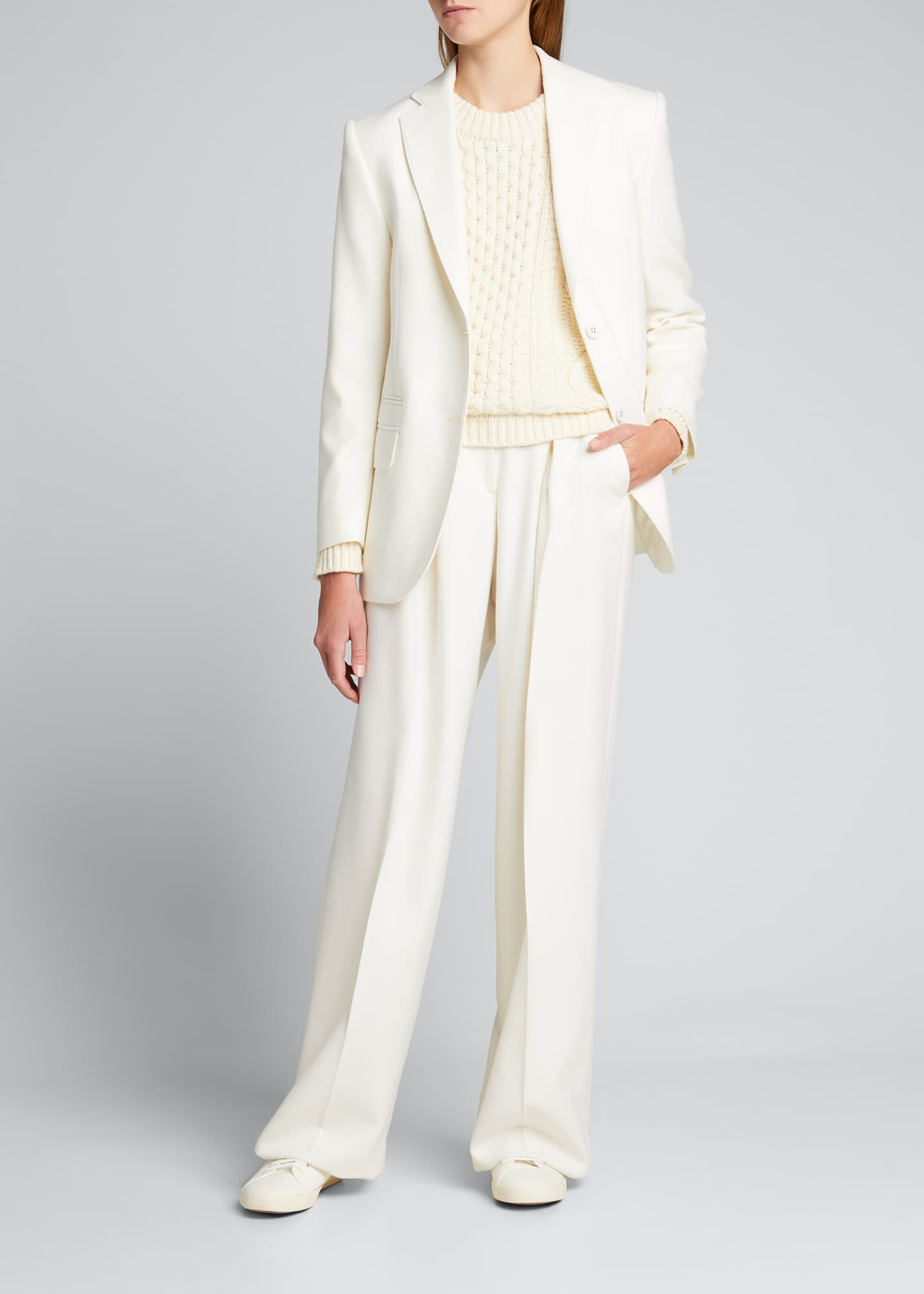 Image 1 of 5: Charlene Wool Jacket