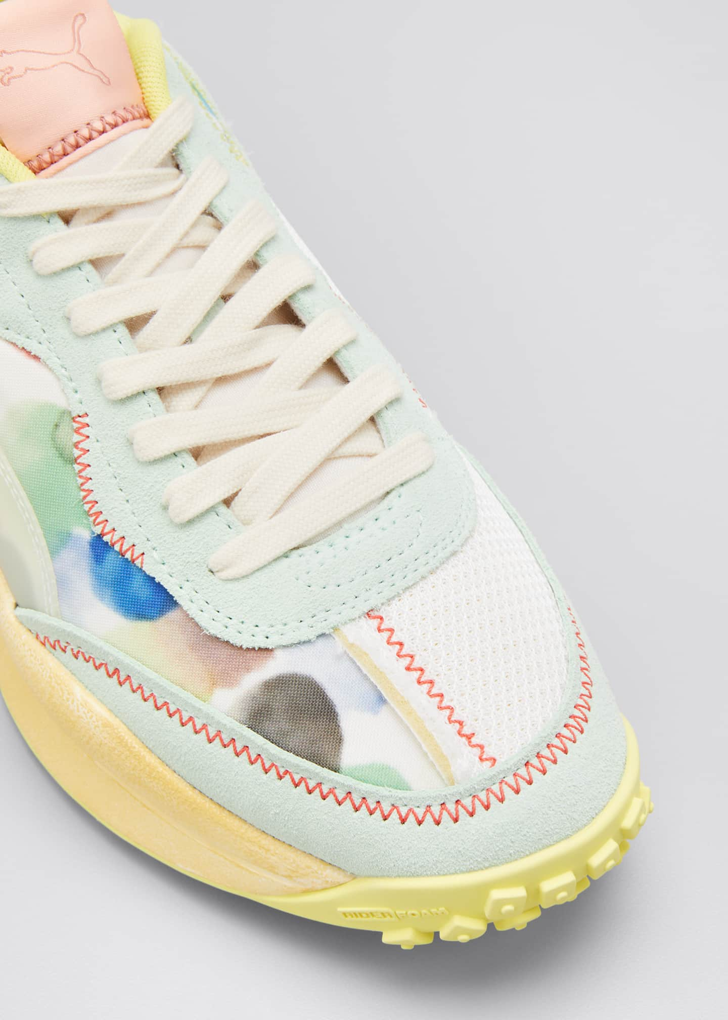 Image 3 of 3: Men's x KidSuper Style Rider Watercolor Sneakers