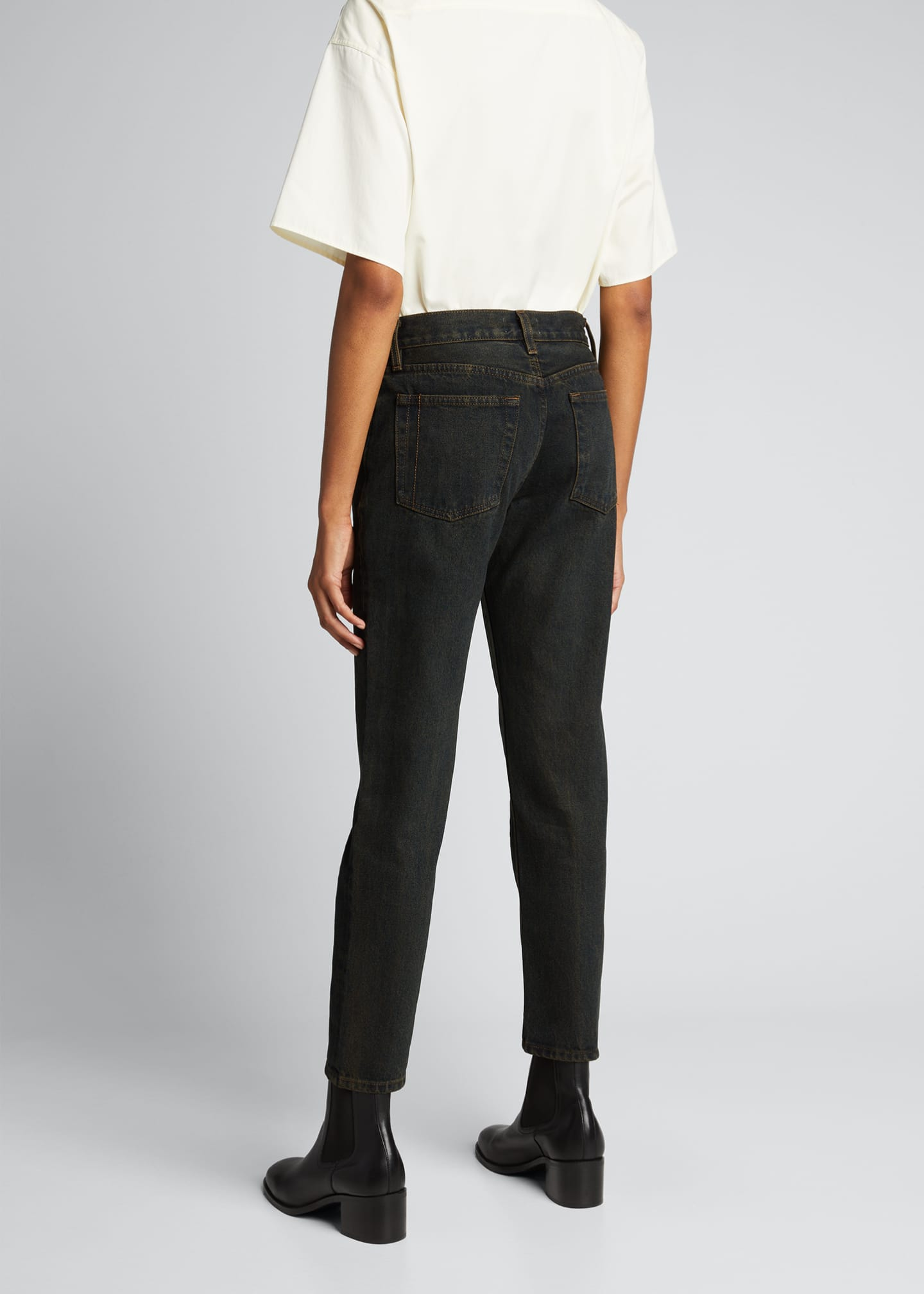 Image 2 of 5: The Rae Original Cropped Jeans