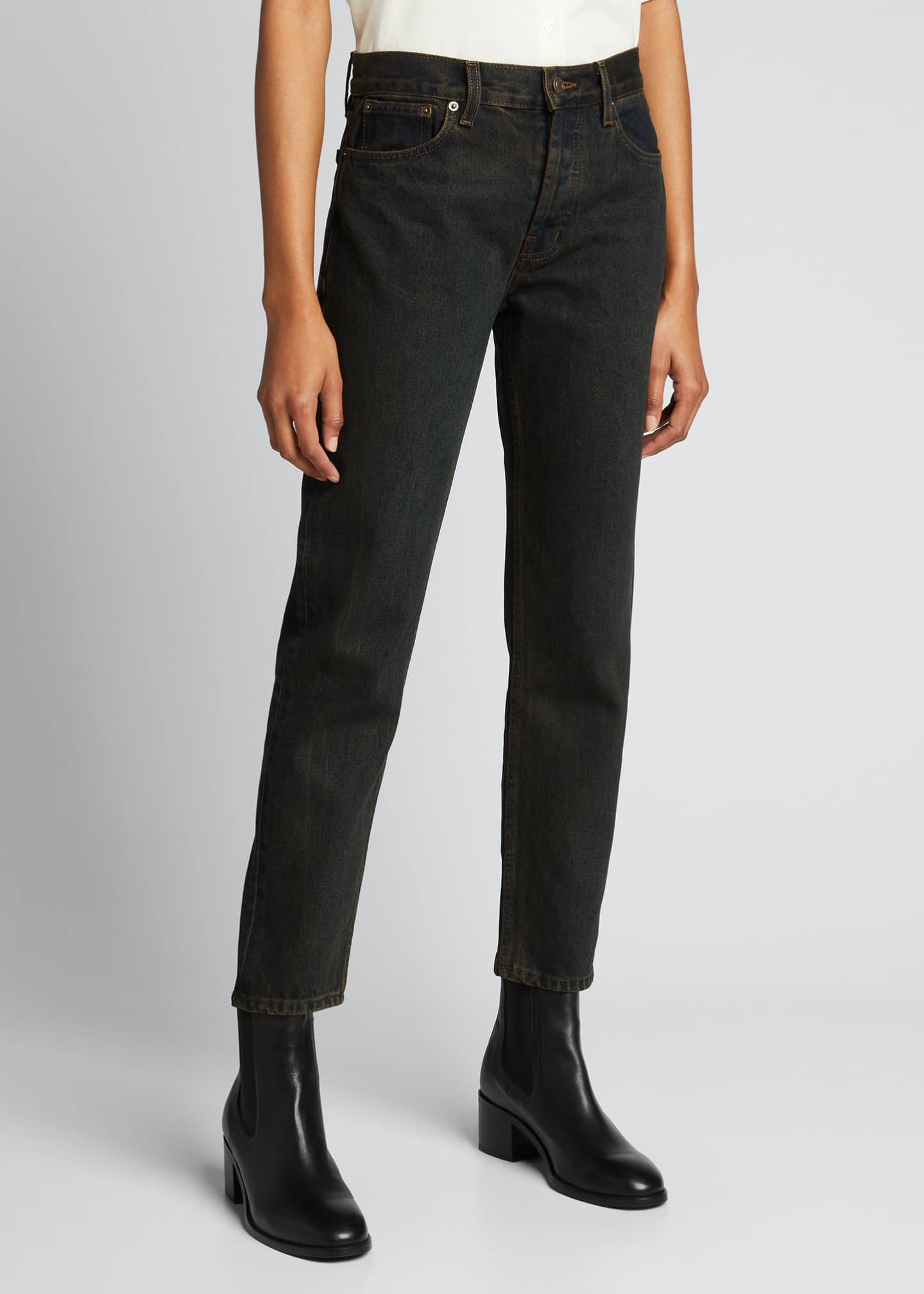 Image 3 of 5: The Rae Original Cropped Jeans