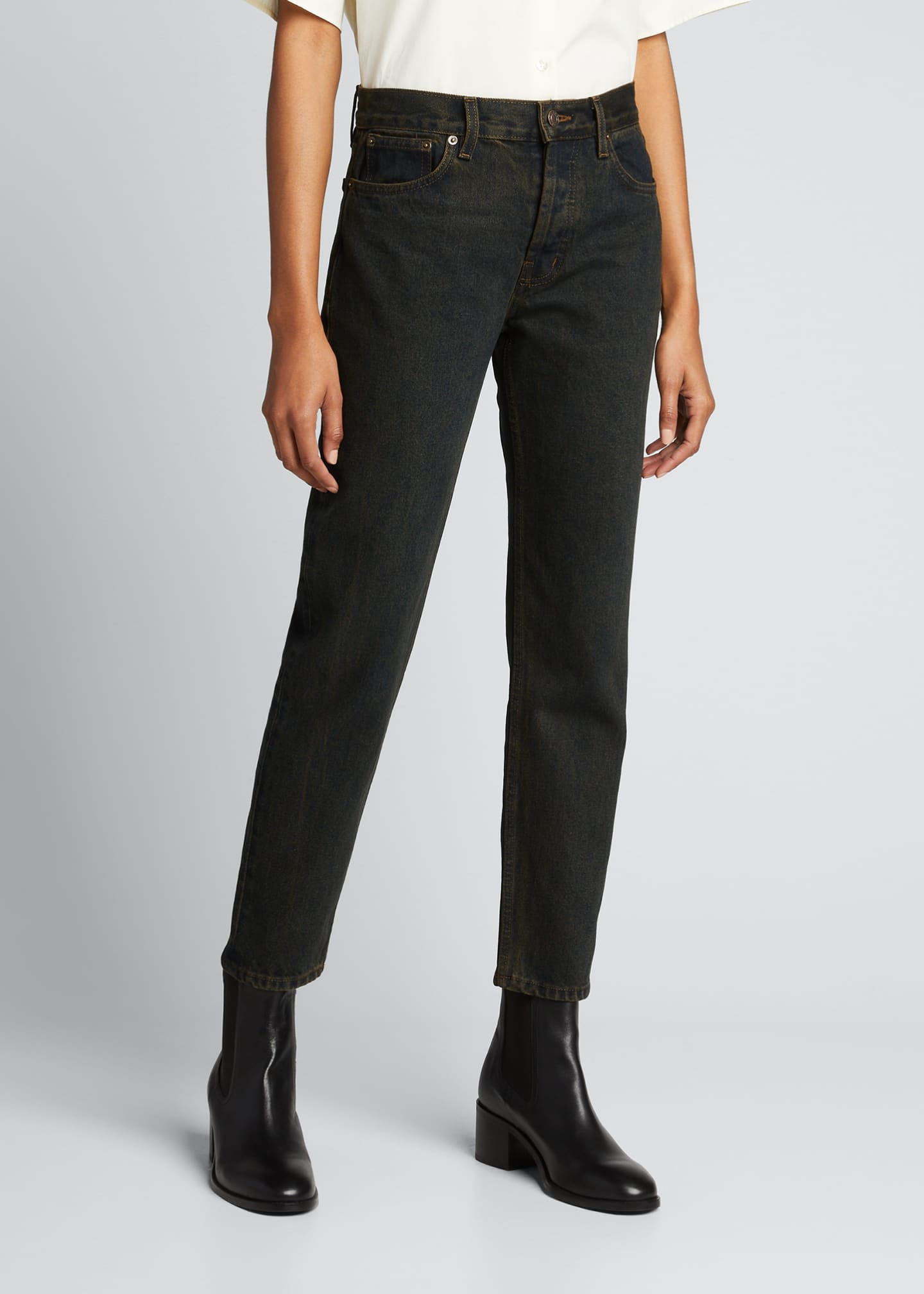 Image 1 of 5: The Rae Original Cropped Jeans