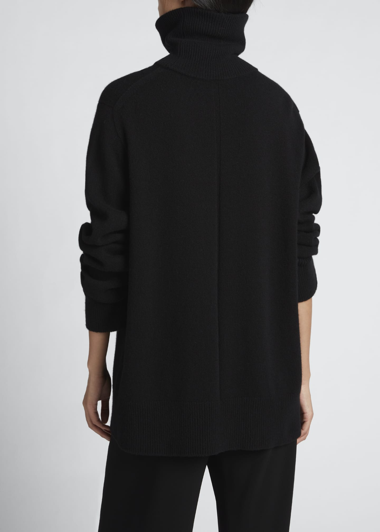 Image 2 of 3: Milina Oversized Turtleneck Sweater