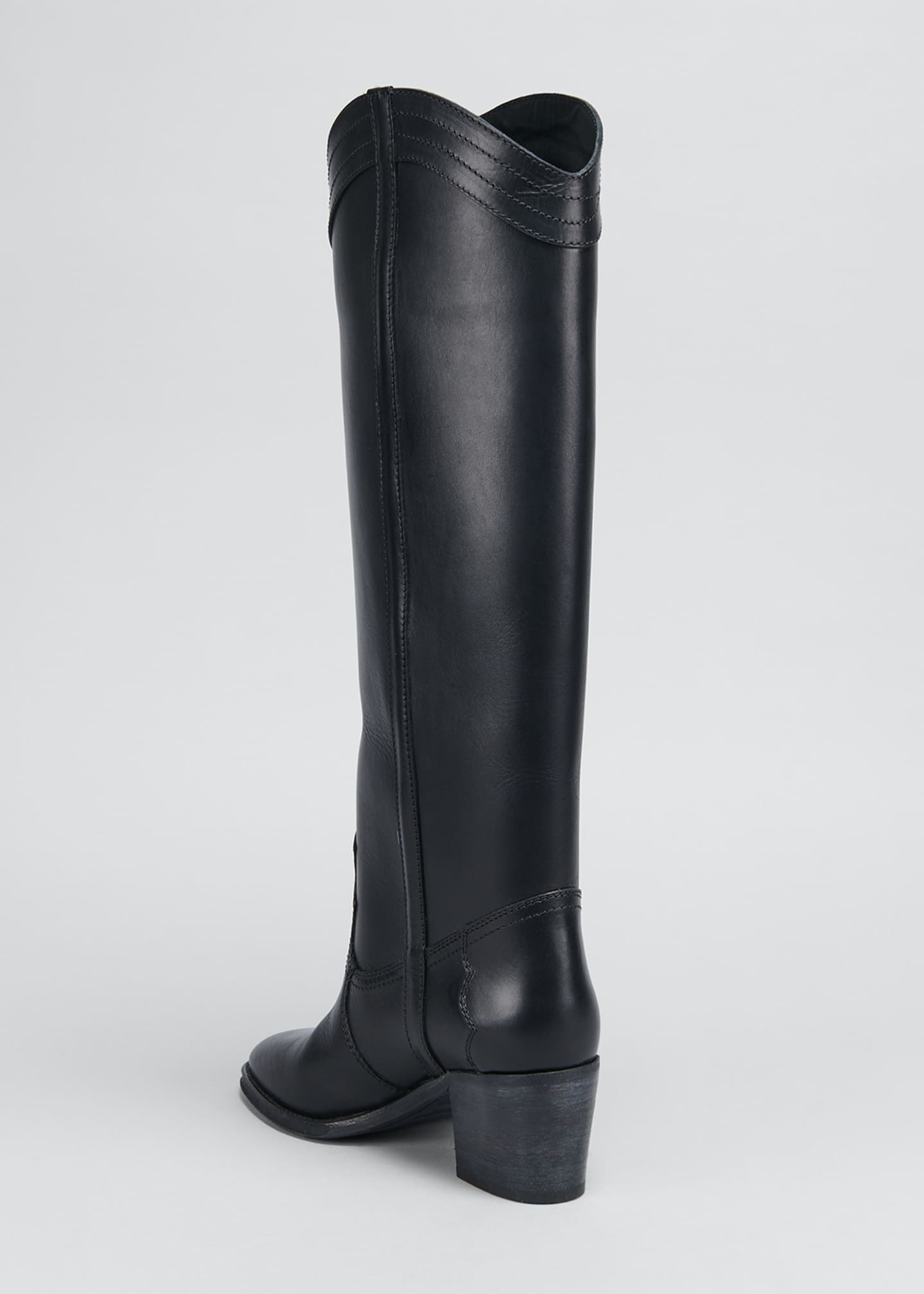 Image 4 of 5: Kate Tall Western Boots