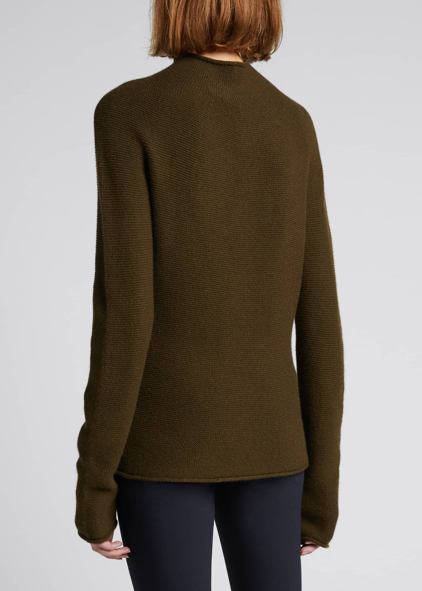 Image 2 of 5: Seamless Cashmere Sweater