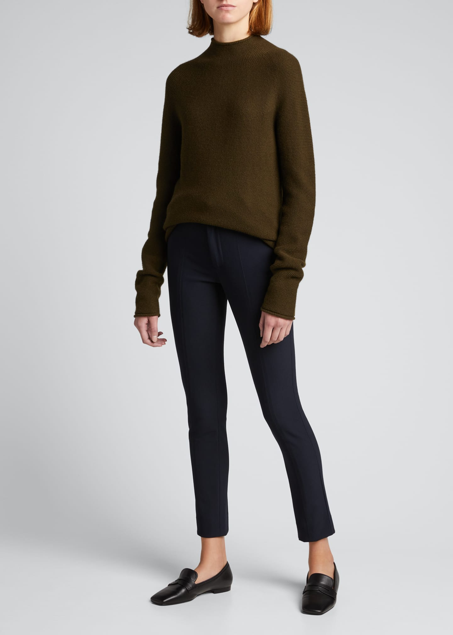 Image 1 of 5: Seamless Cashmere Sweater