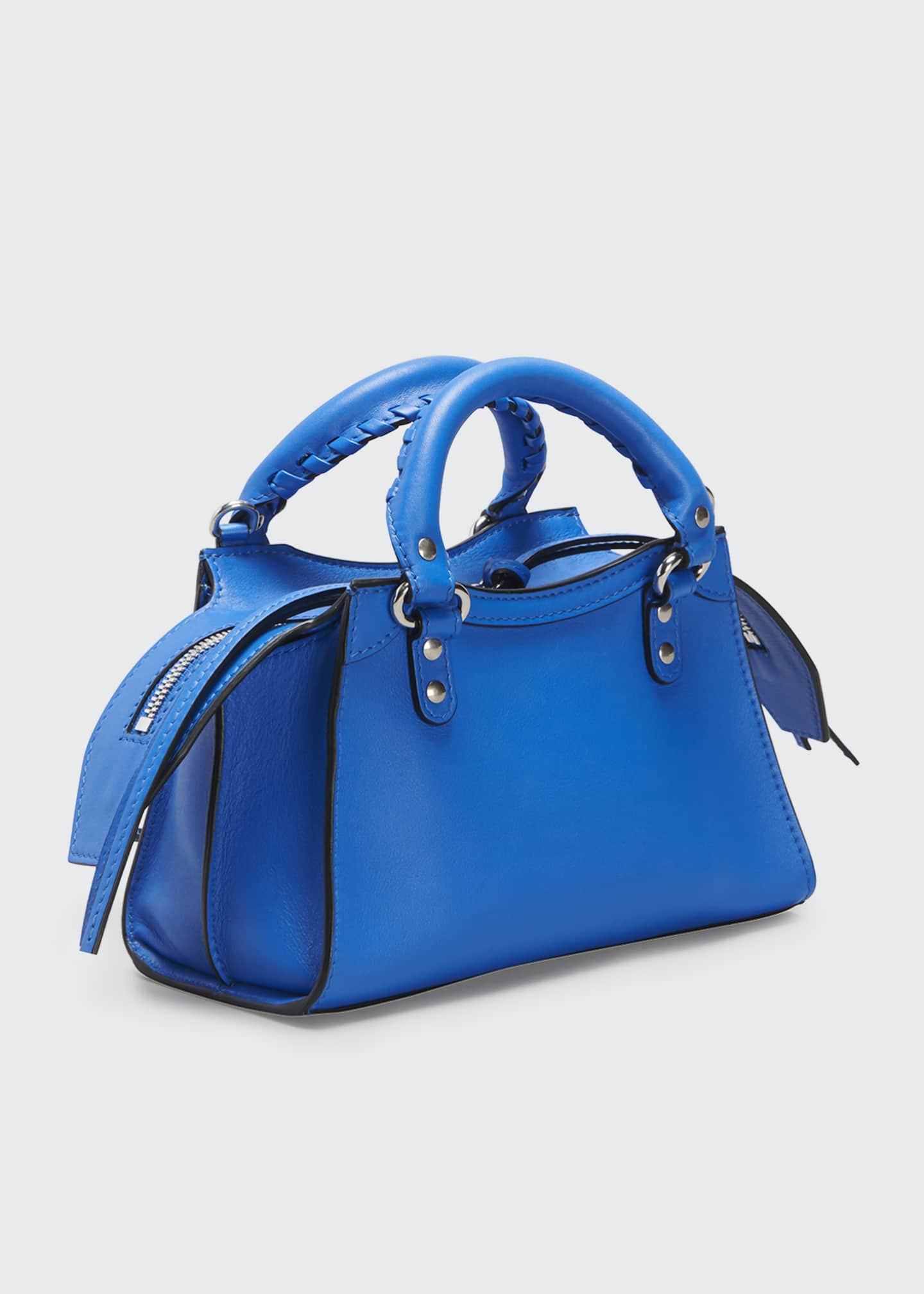 Image 2 of 3: Neo Classic City Mini Smooth Calfskin Satchel Bag