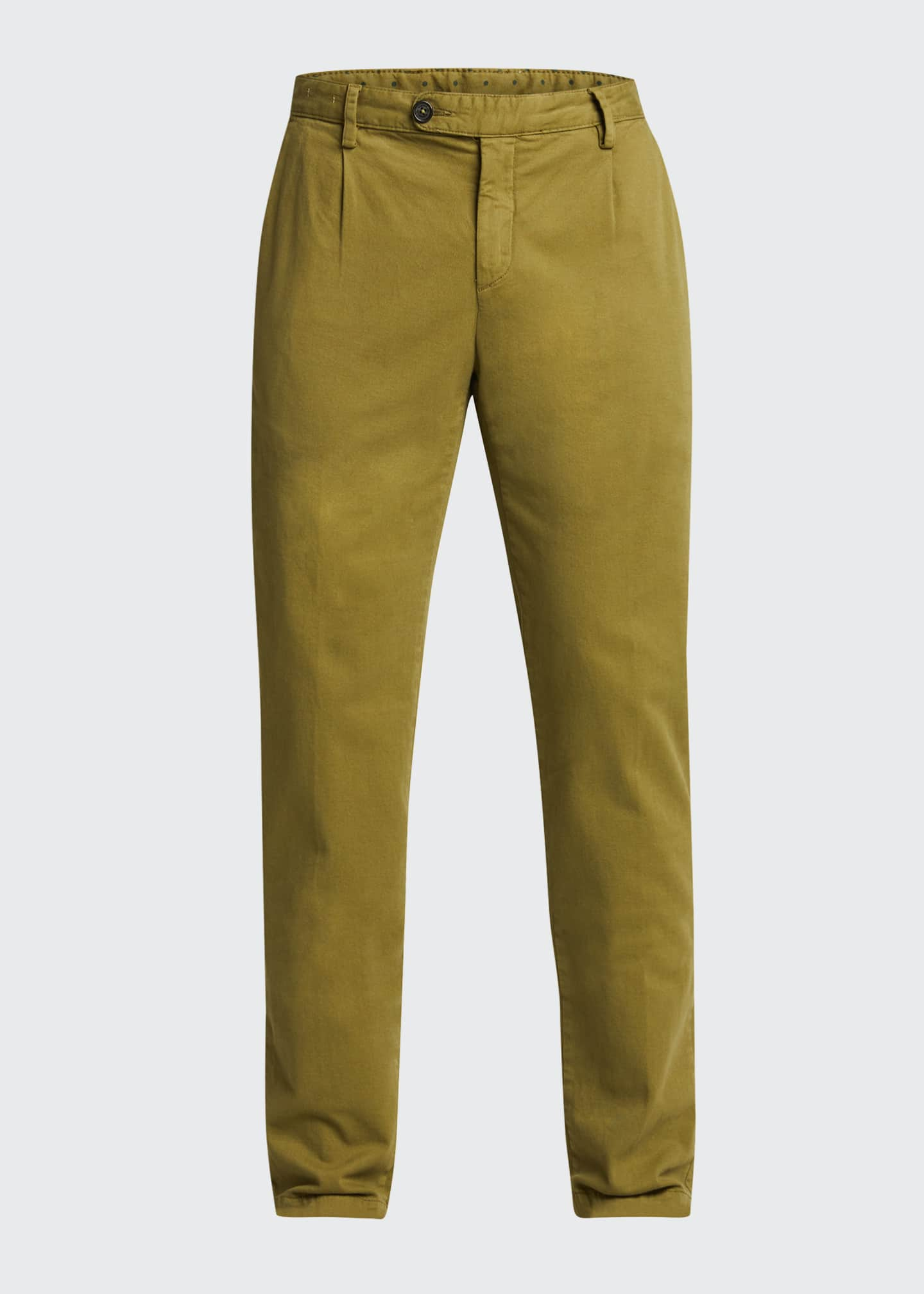 Image 5 of 5: Men's IONIO2 Cotton-Cashmere Trousers