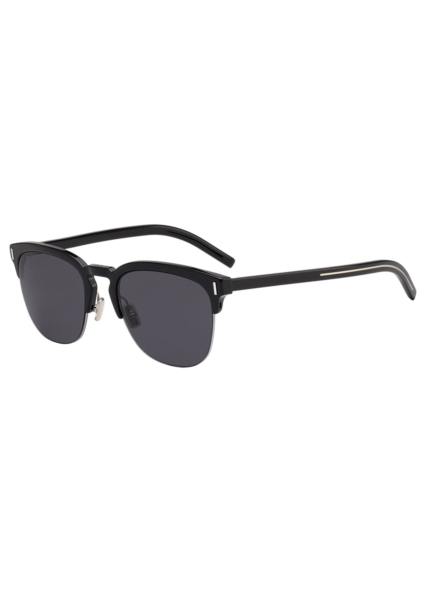 Image 1 of 1: Men's FRACTION6F Square Sunglasses