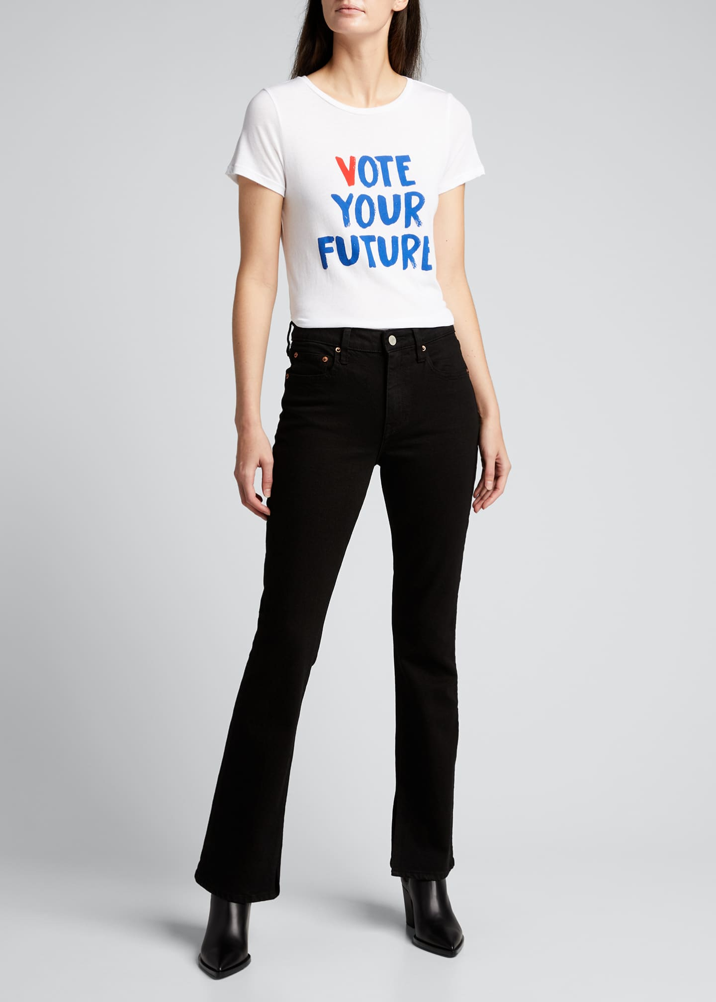 Image 1 of 5: Cicely Vote Tee