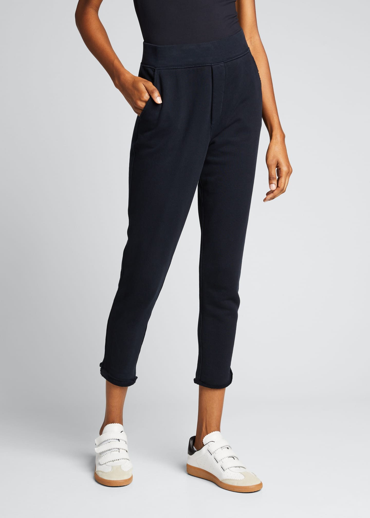 Image 3 of 5: Tulip Ankle Cropped Sweatpants