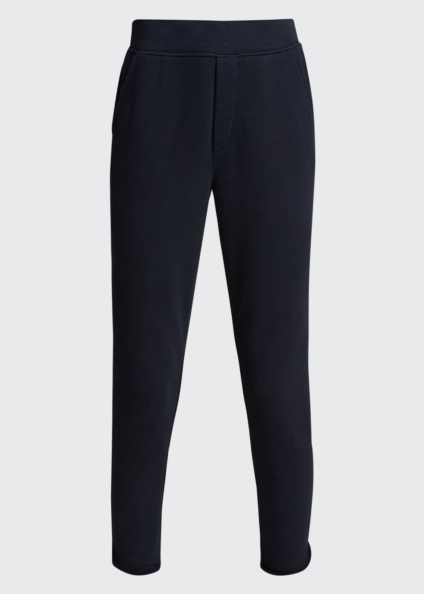 Image 5 of 5: Tulip Ankle Cropped Sweatpants
