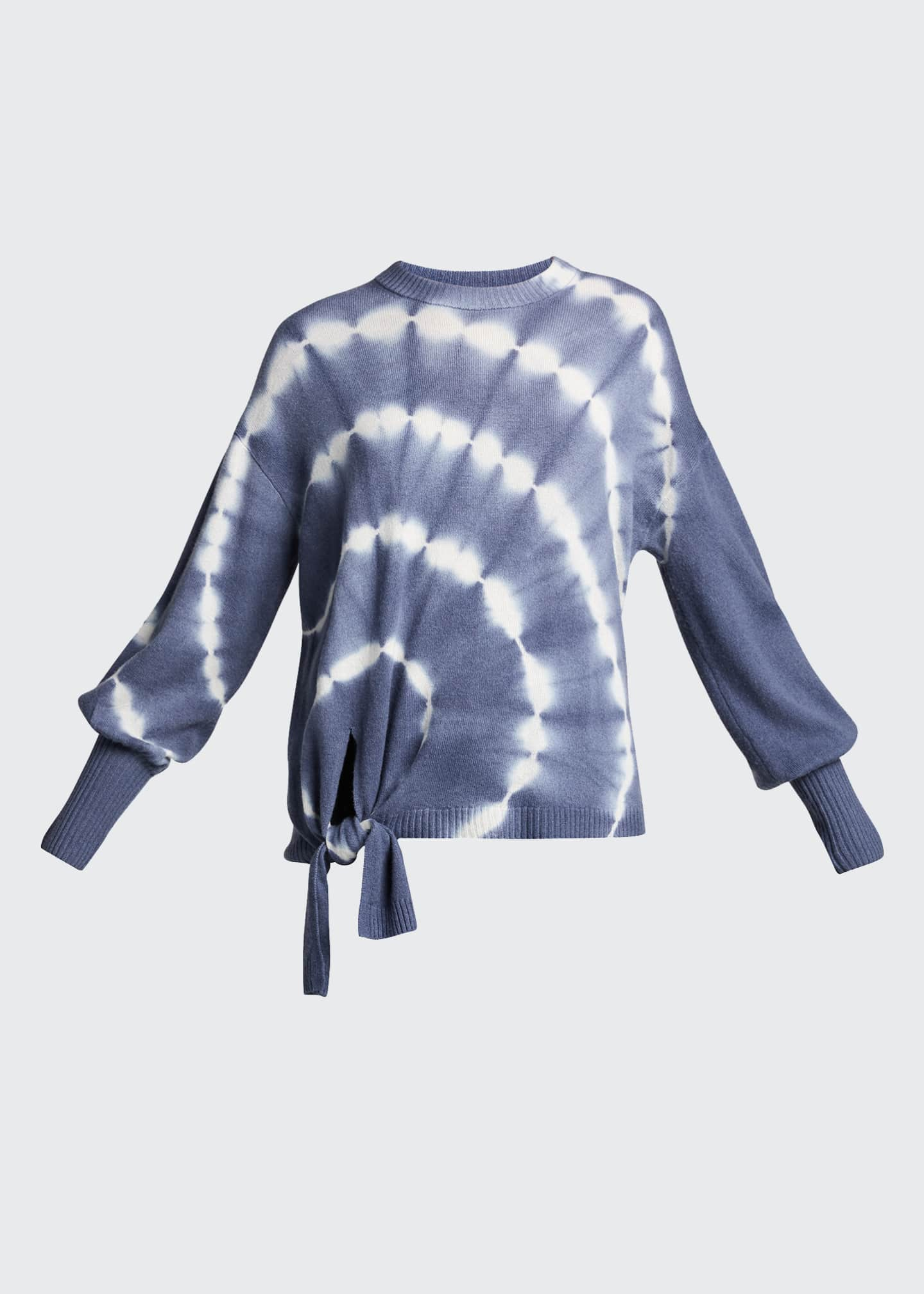 Image 5 of 5: Clerisa Tie-Dye Pullover Sweater