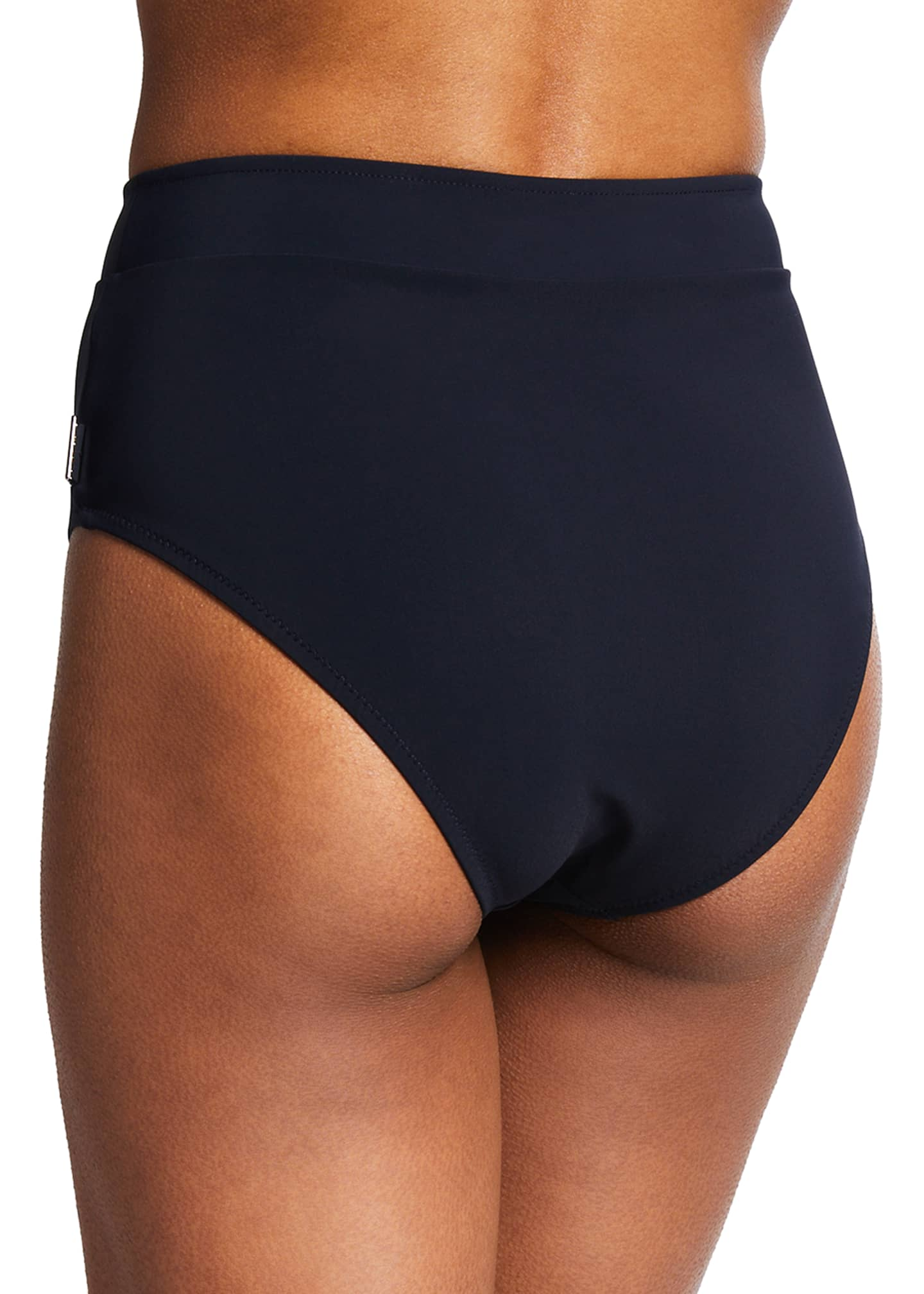 Image 2 of 2: Classique High-Waist Swimsuit Bottom