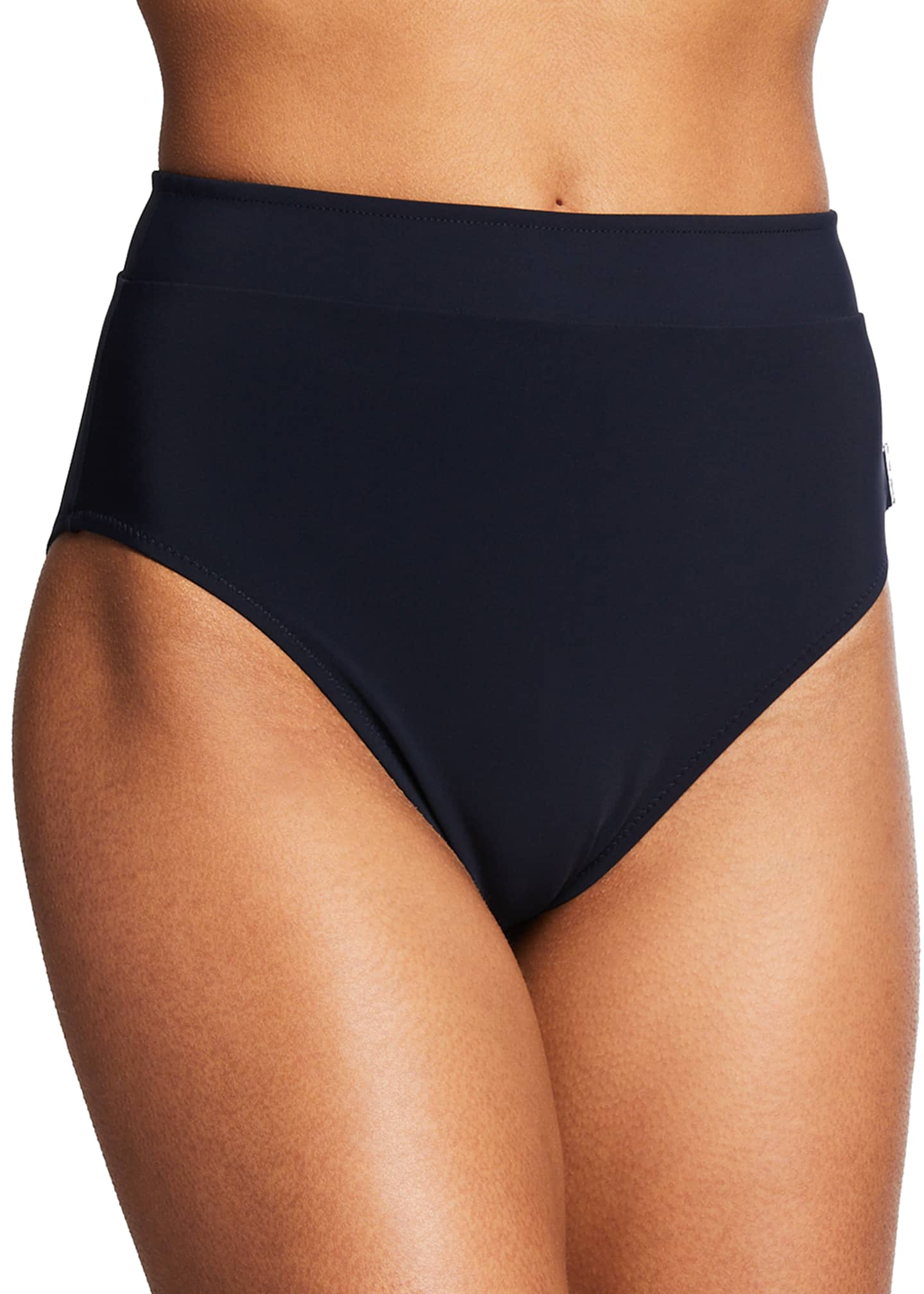 Image 1 of 2: Classique High-Waist Swimsuit Bottom