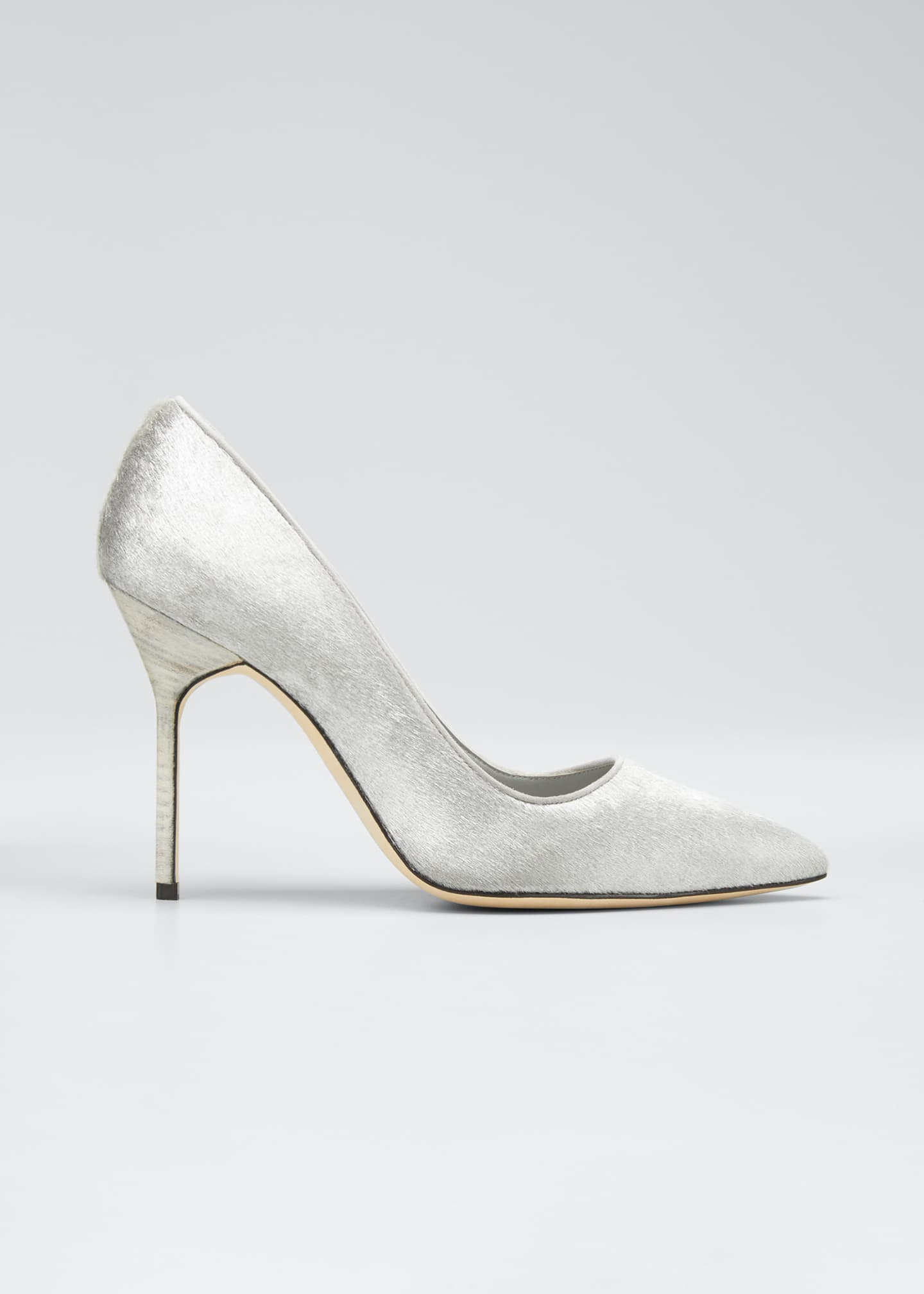 Manolo Blahnik BB Pointed Pumps