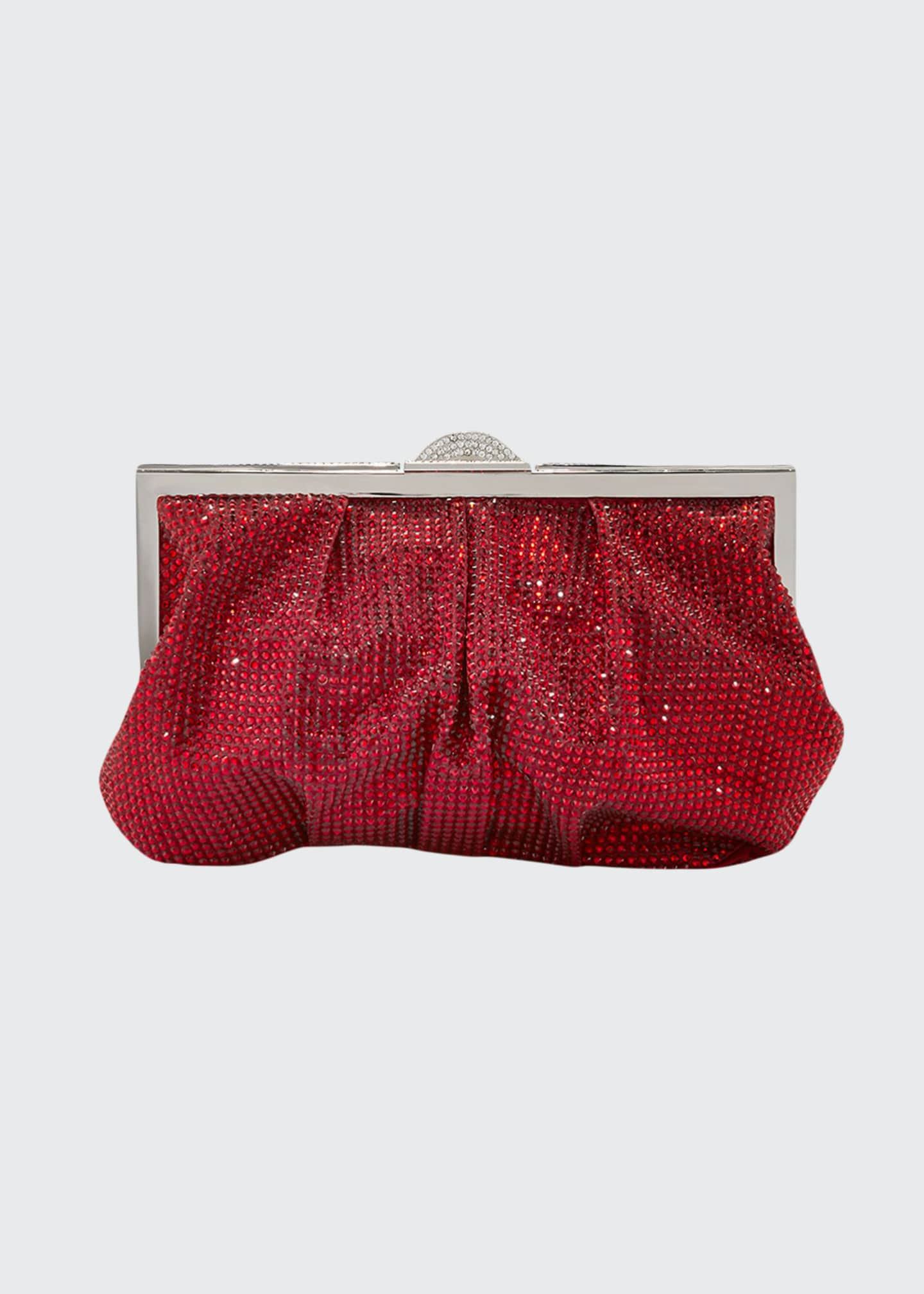 Image 1 of 4: Natalie Beaded Clutch Bag