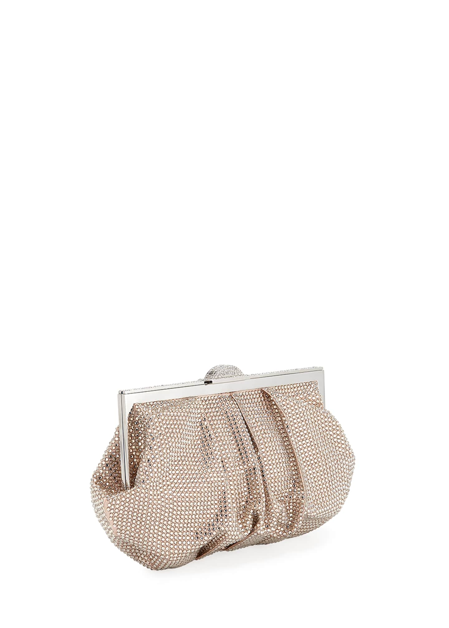 Image 3 of 4: Natalie Beaded Clutch Bag