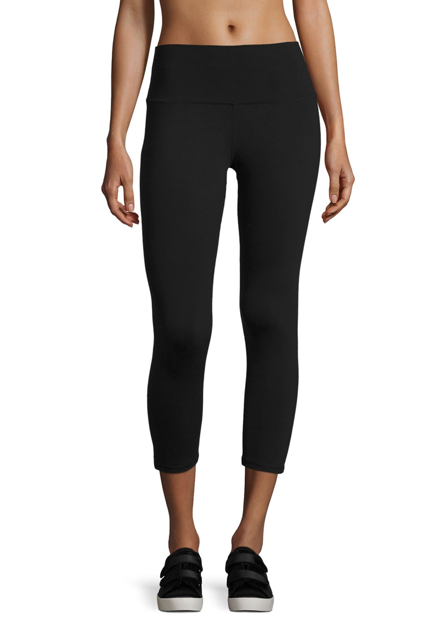 Alo Yoga High-Waist Airbrush Capri Leggings