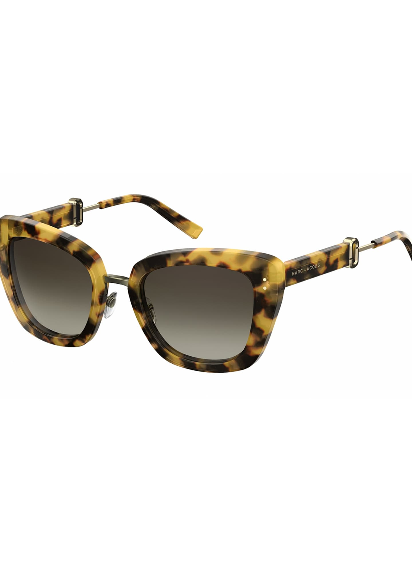 The Marc Jacobs Gradient Acetate Cat-Eye Sunglasses