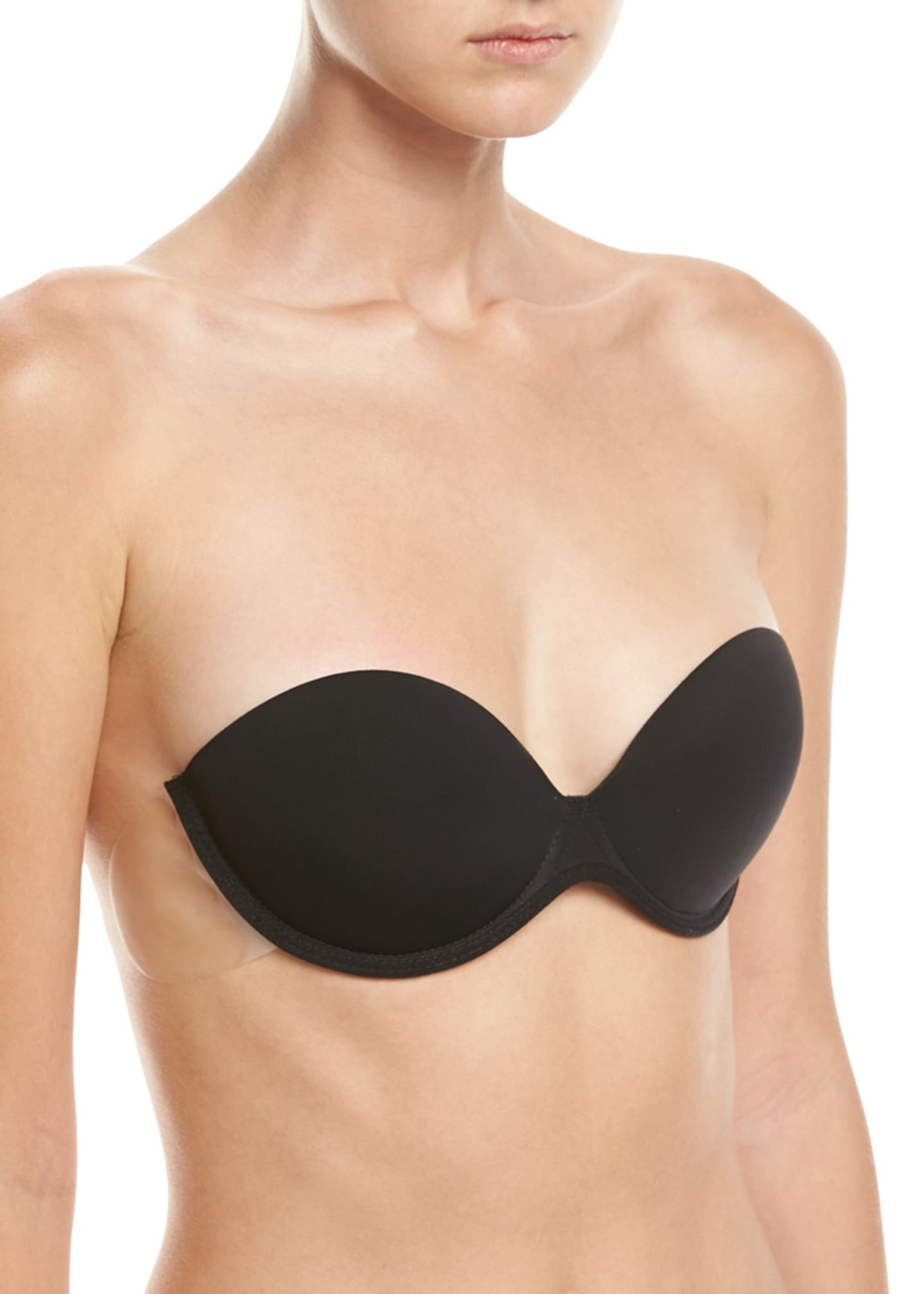 Fashion Forms Go Bare Backless/Strapless Push-Up Bra